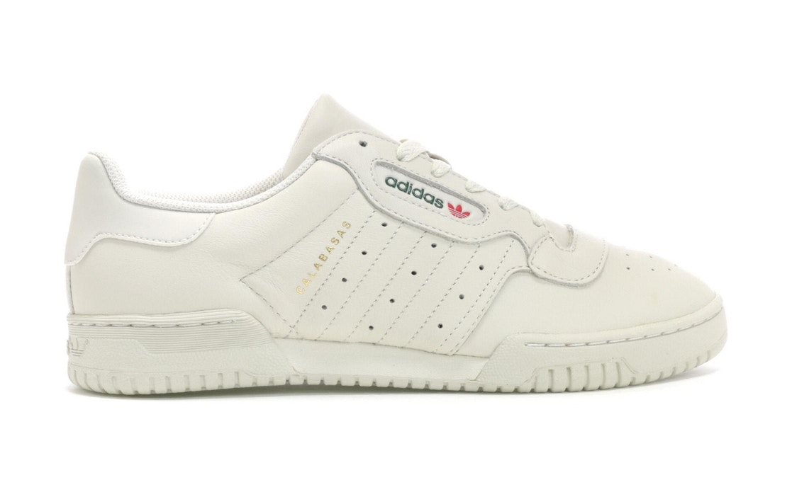 5ed582dad0685 Adidas Yeezy Powerphase Calabasas Core White Size 12 - Low-Top Sneakers for  Sale - Grailed