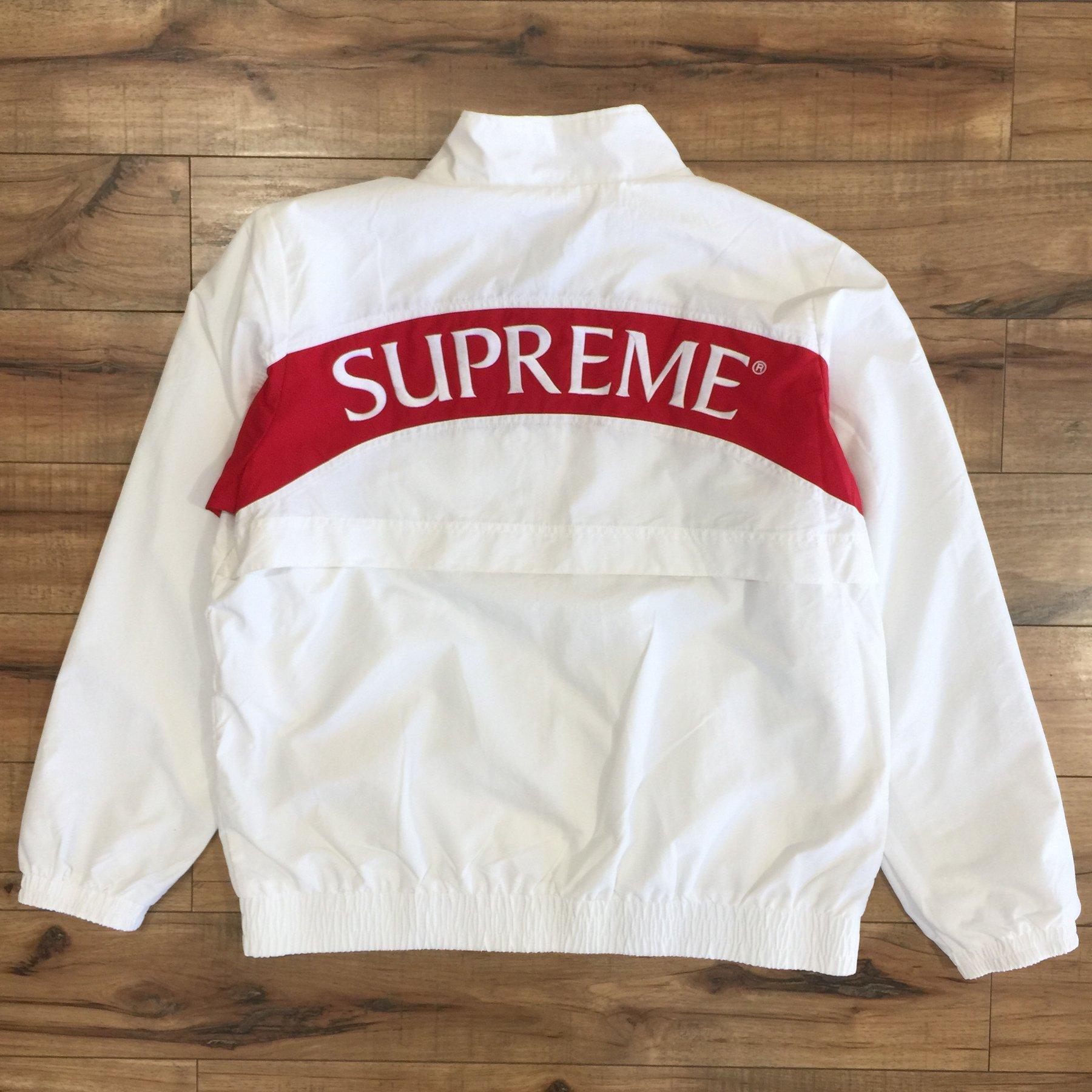 5dfd0be2c824 Supreme Supreme Arc Jacket Fw17