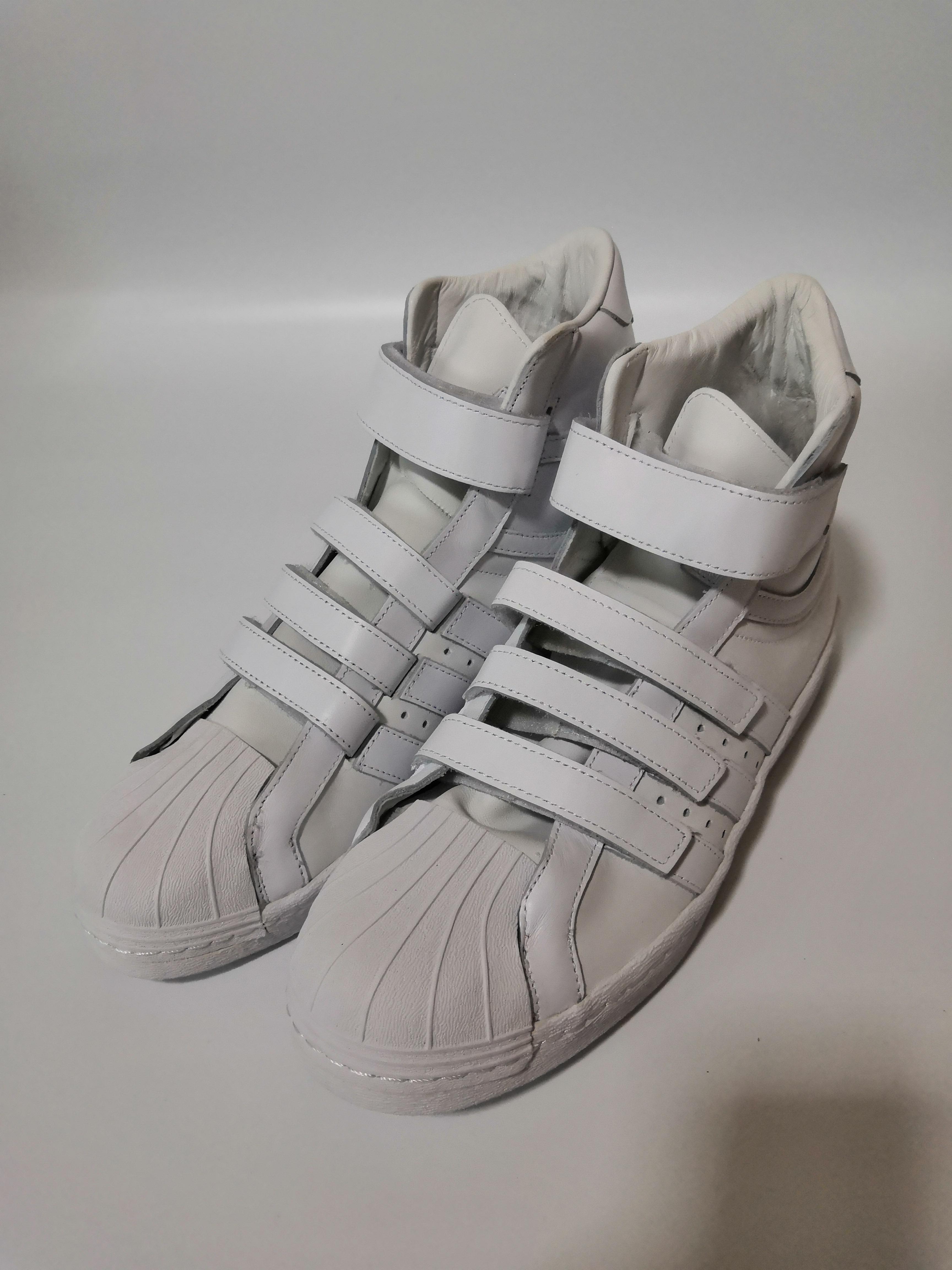 premium selection c4c68 bfadc adidas x Juun J Superstar 80s Trainers US10