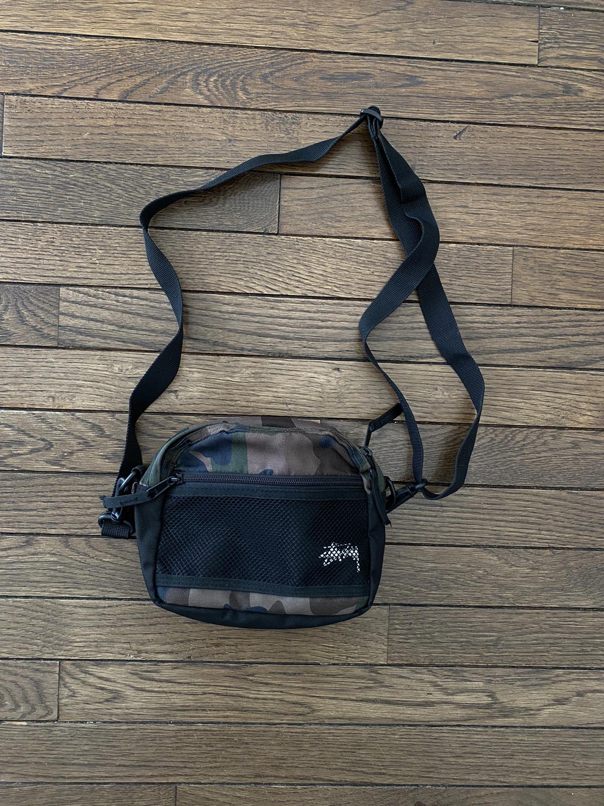 Stussy Stussy Army Camouflage Waist Shoulder Bum Bag Grailed