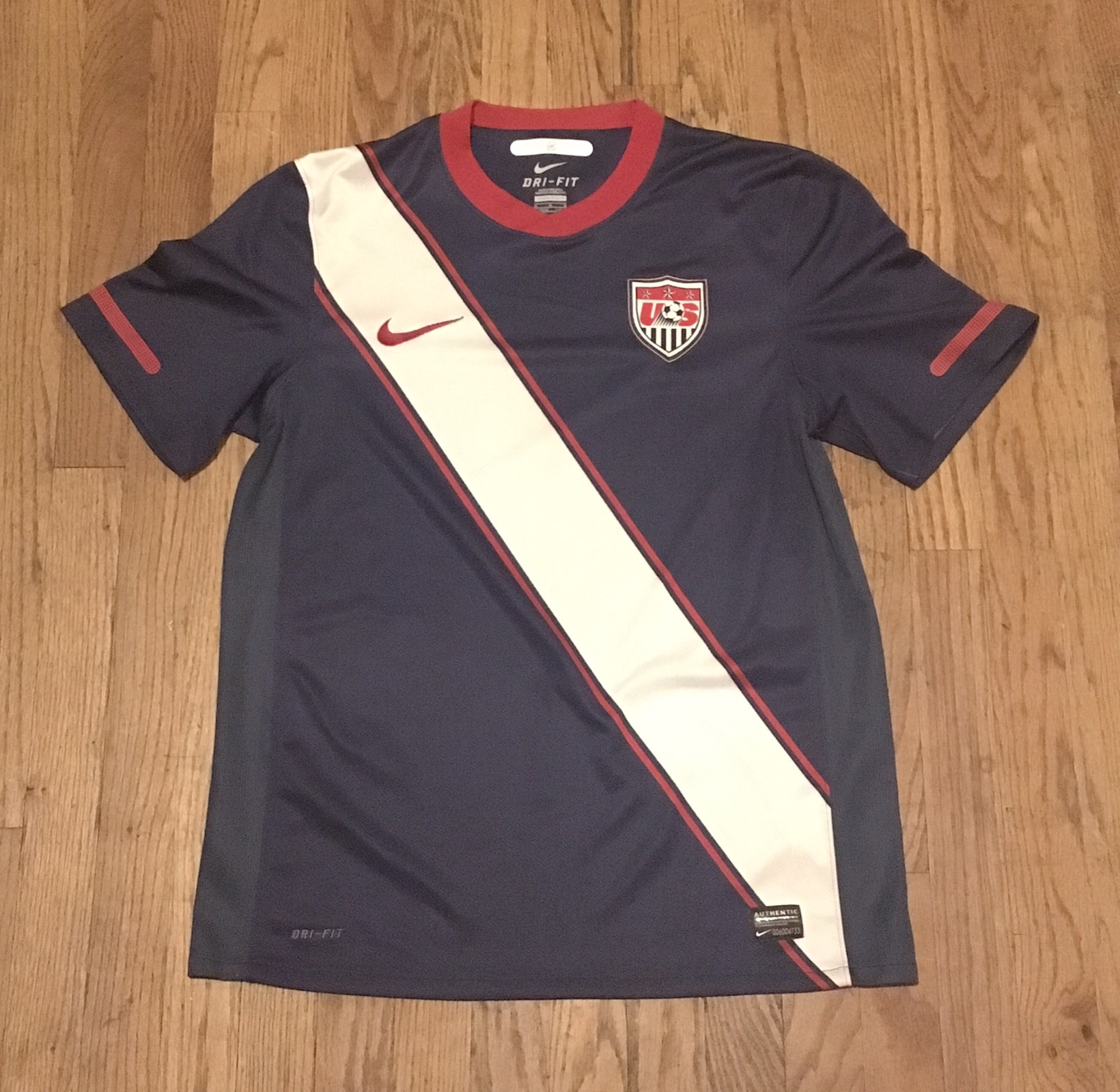 0e45c92bd Nike Usa Soccer Jersey T Shirt - Nils Stucki Kieferorthopäde