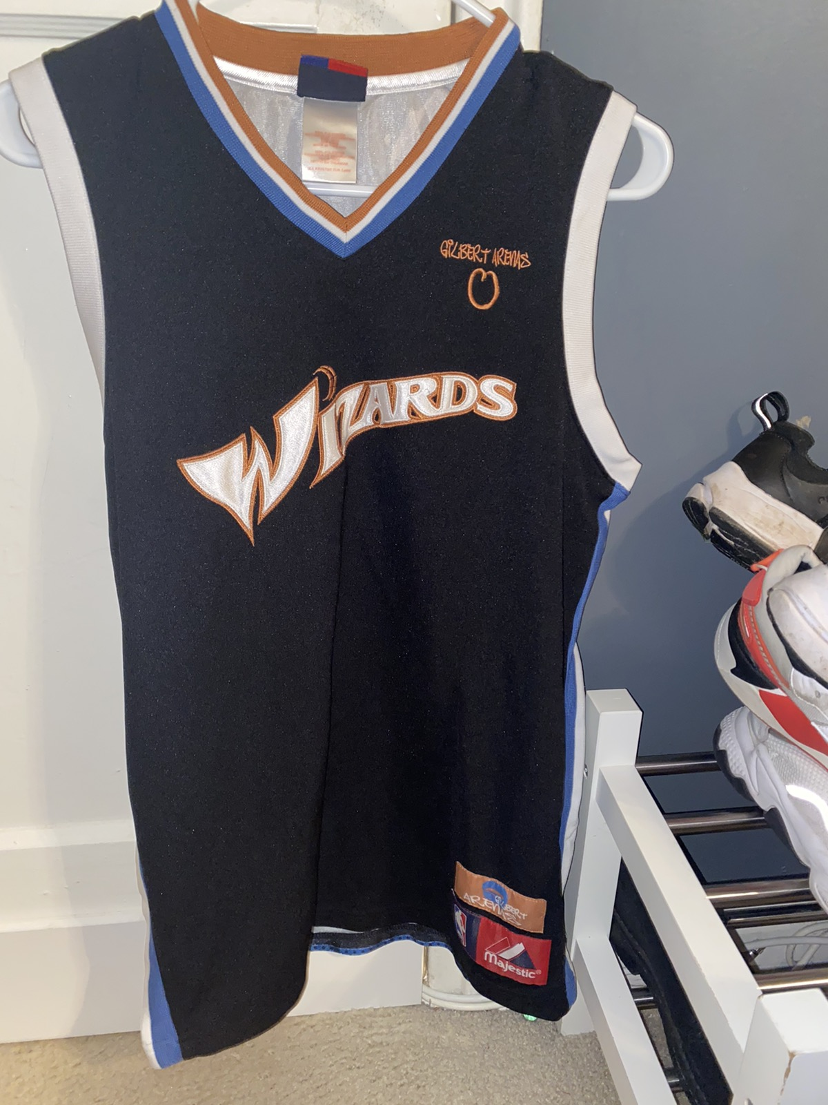 arenas jersey