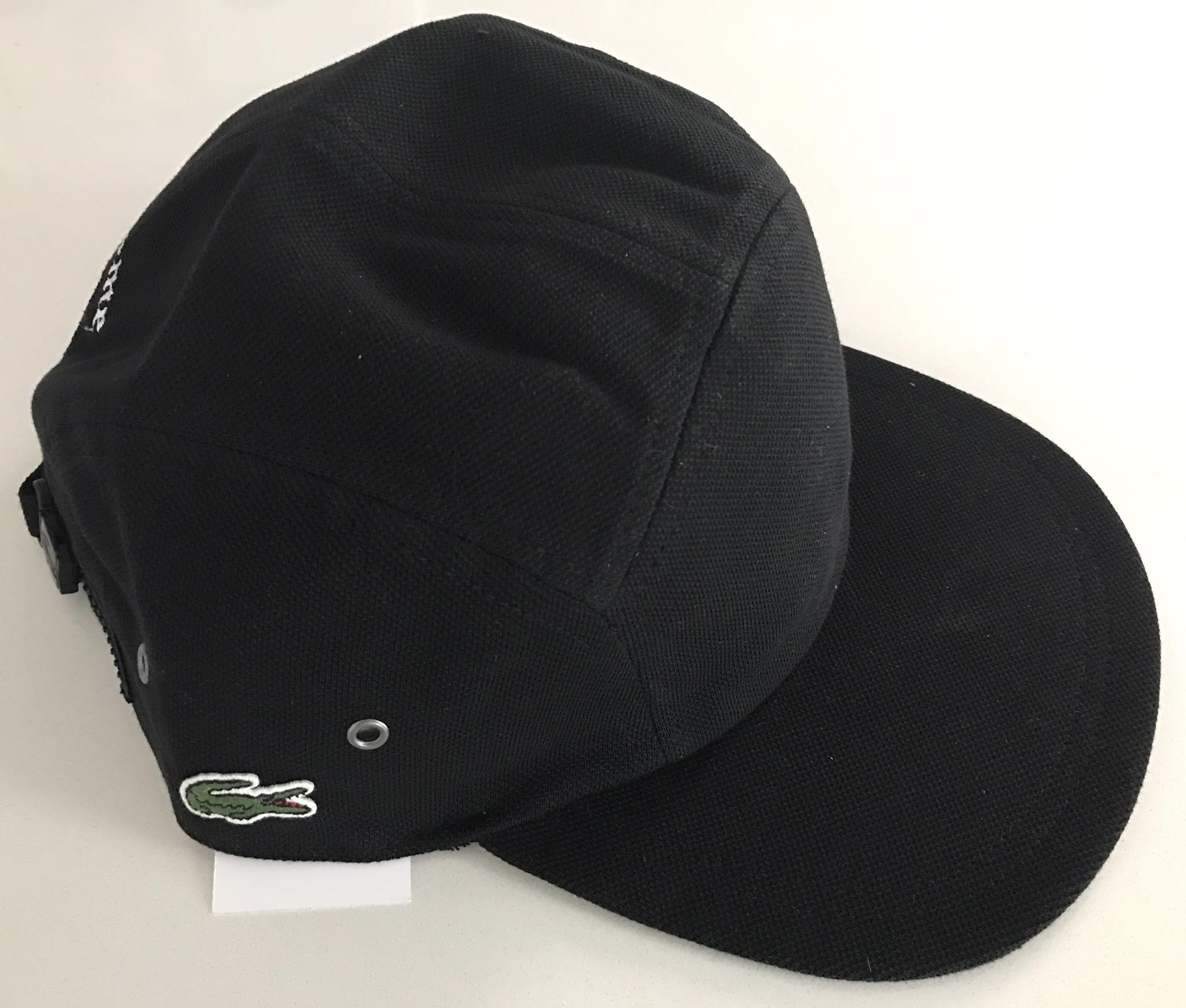 Supreme Supreme X Lacoste Hat   Grailed