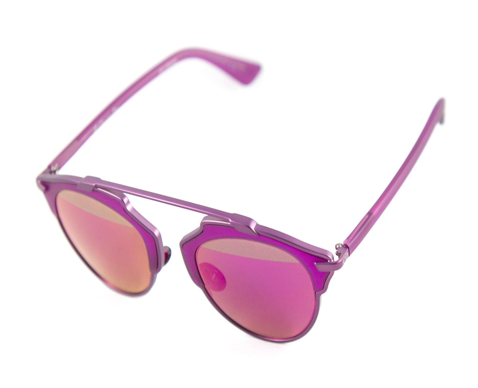 e63ac9bf5f7 Dior CHRISTIAN DIOR SO REAL sunglasses VIOLET Size one size ...