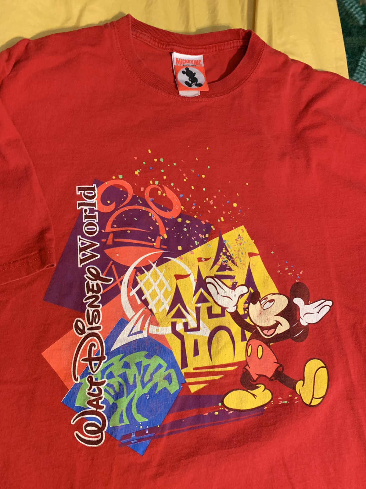 01f0ca6a8a4cc Mickey Mouse Shirts For Disney World « Alzheimer's Network of Oregon