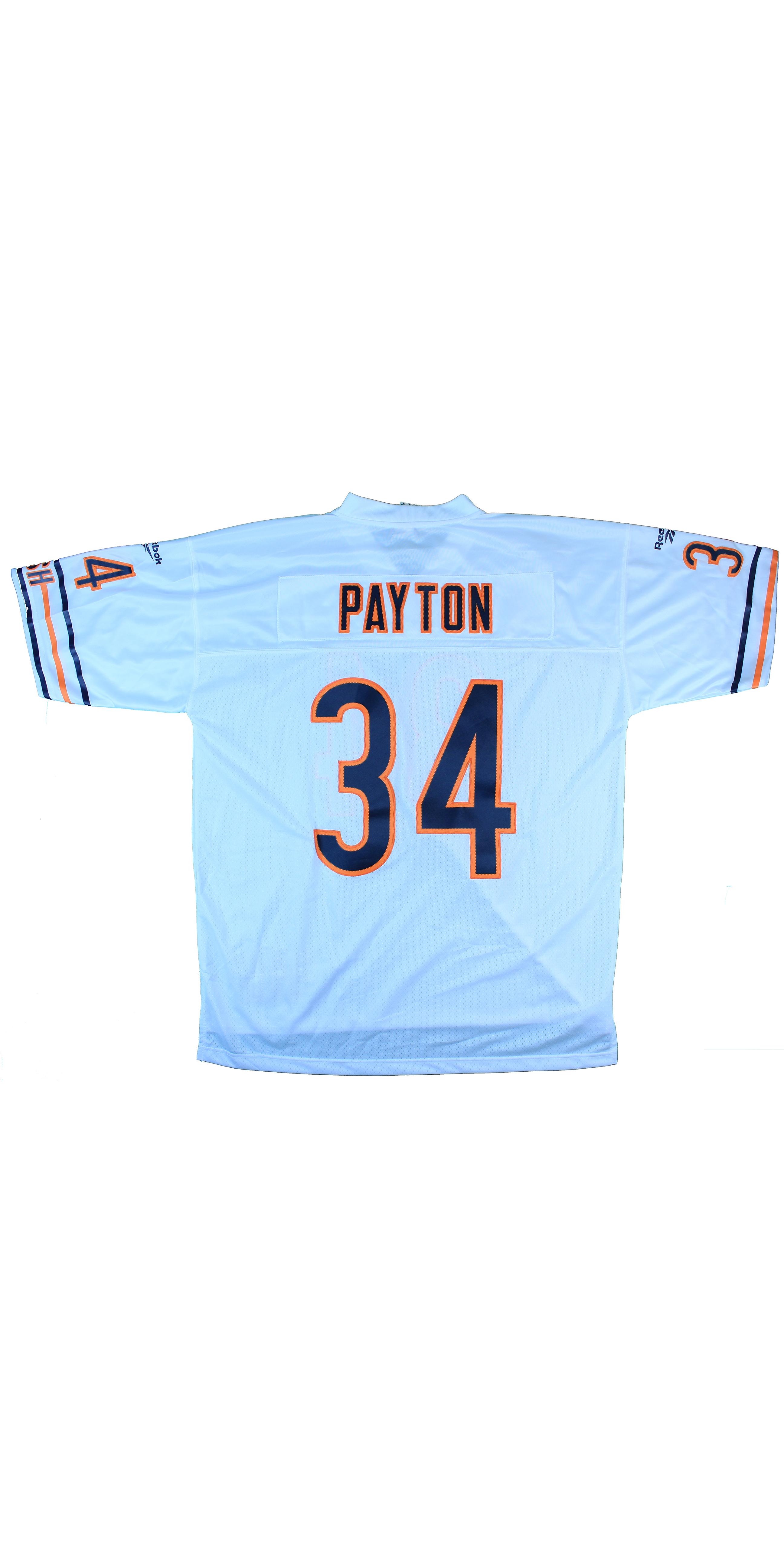 "buy popular 173d4 39544 NFL Reebok Vintage Throwback ""Walter Payton"" Chicago Bears Football Jersey  Size XL"