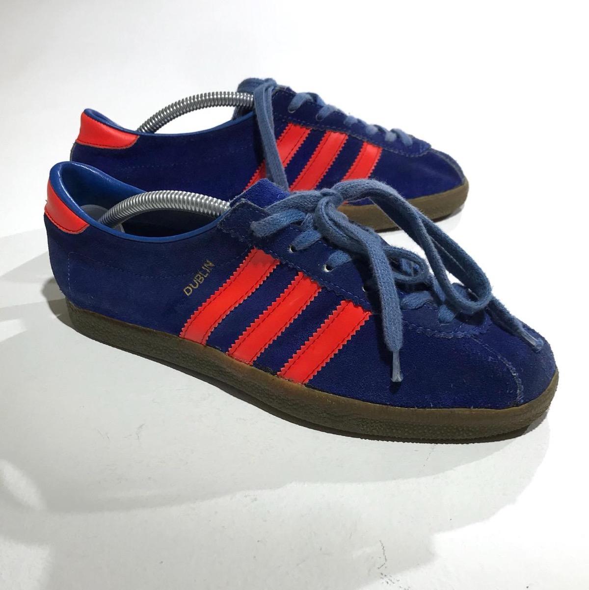Adidas Rare Vintage Adidas DUBLIN ( Made in Yugoslavia 80's)