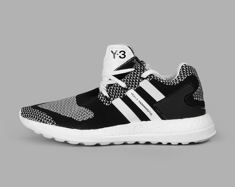 f340383d8ec66 Y-3 Adidas Y-3 Pure Boost ZG Knit Size 9.5 - Low-Top Sneakers for Sale -  Grailed