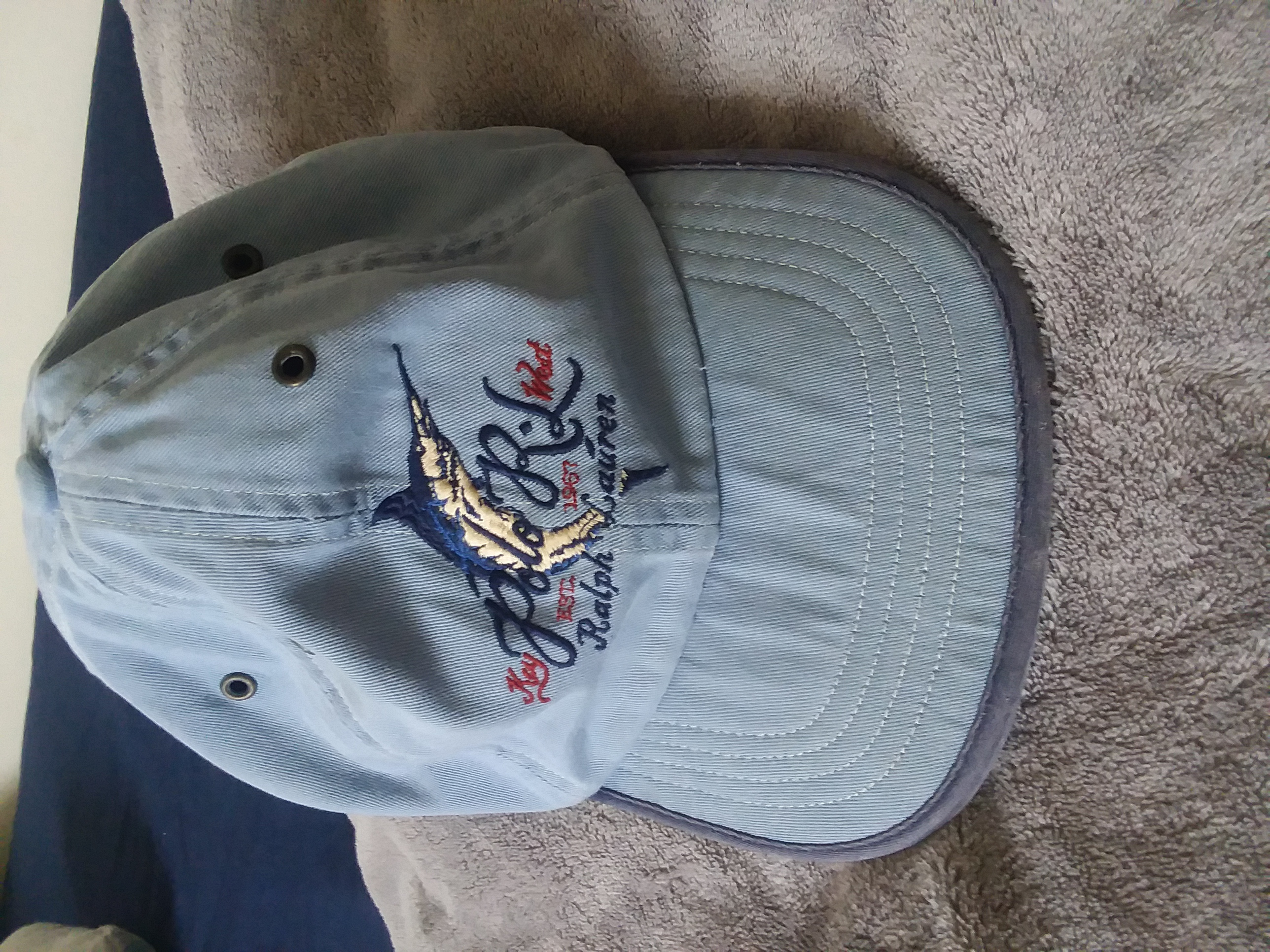 b93dcaccb41b6 Polo Ralph Lauren Vintage Ralph Lauren Polo Keywest Collection Fisherman Hat