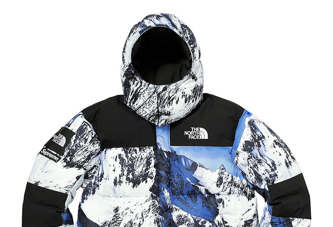 Supreme Tnf Mountain Jacket Just Me