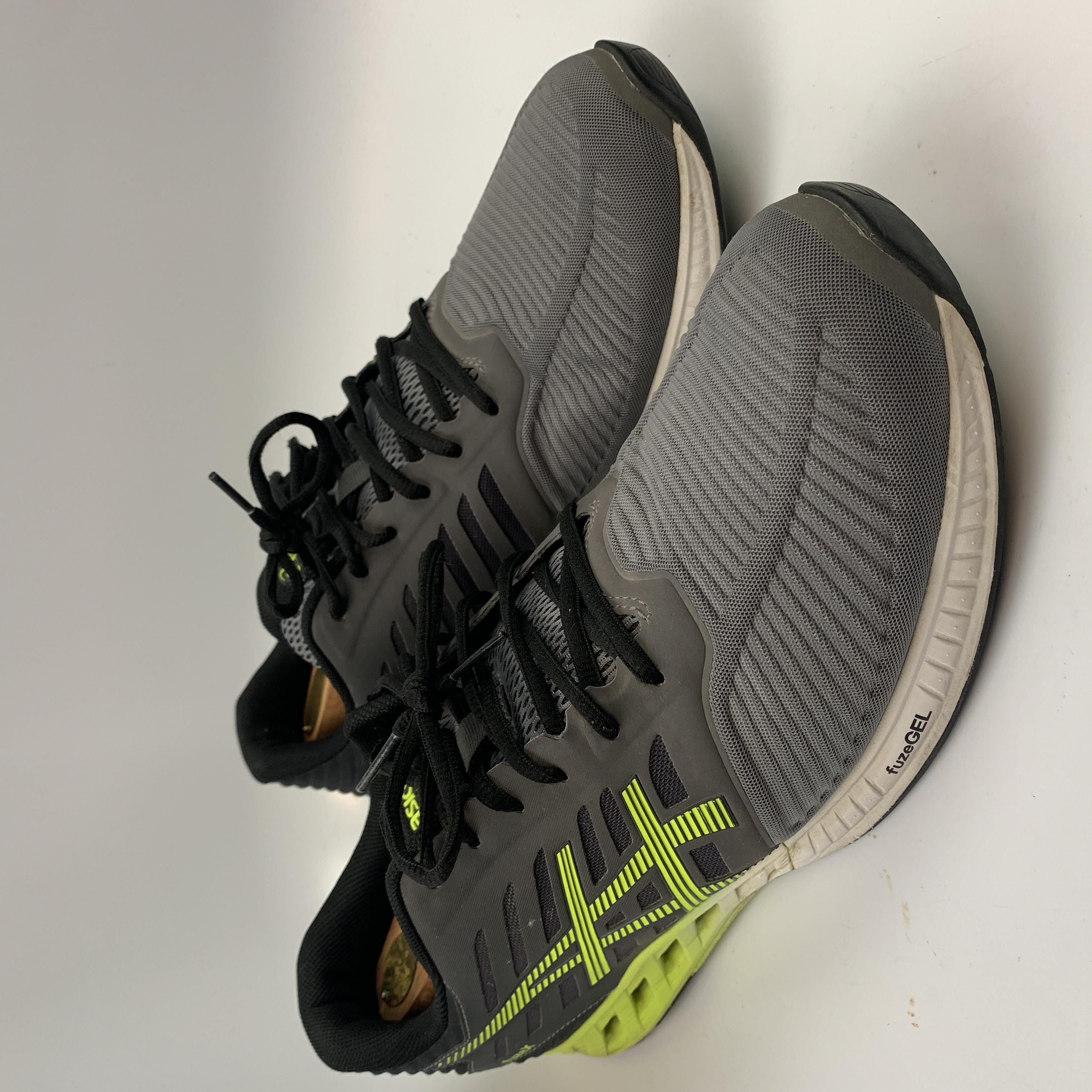 talla 40 precio oficial talla 40 Asics Asics 14 Us / 49 Eu Men Athletic Running Shoes Gray Neon Gr | Grailed