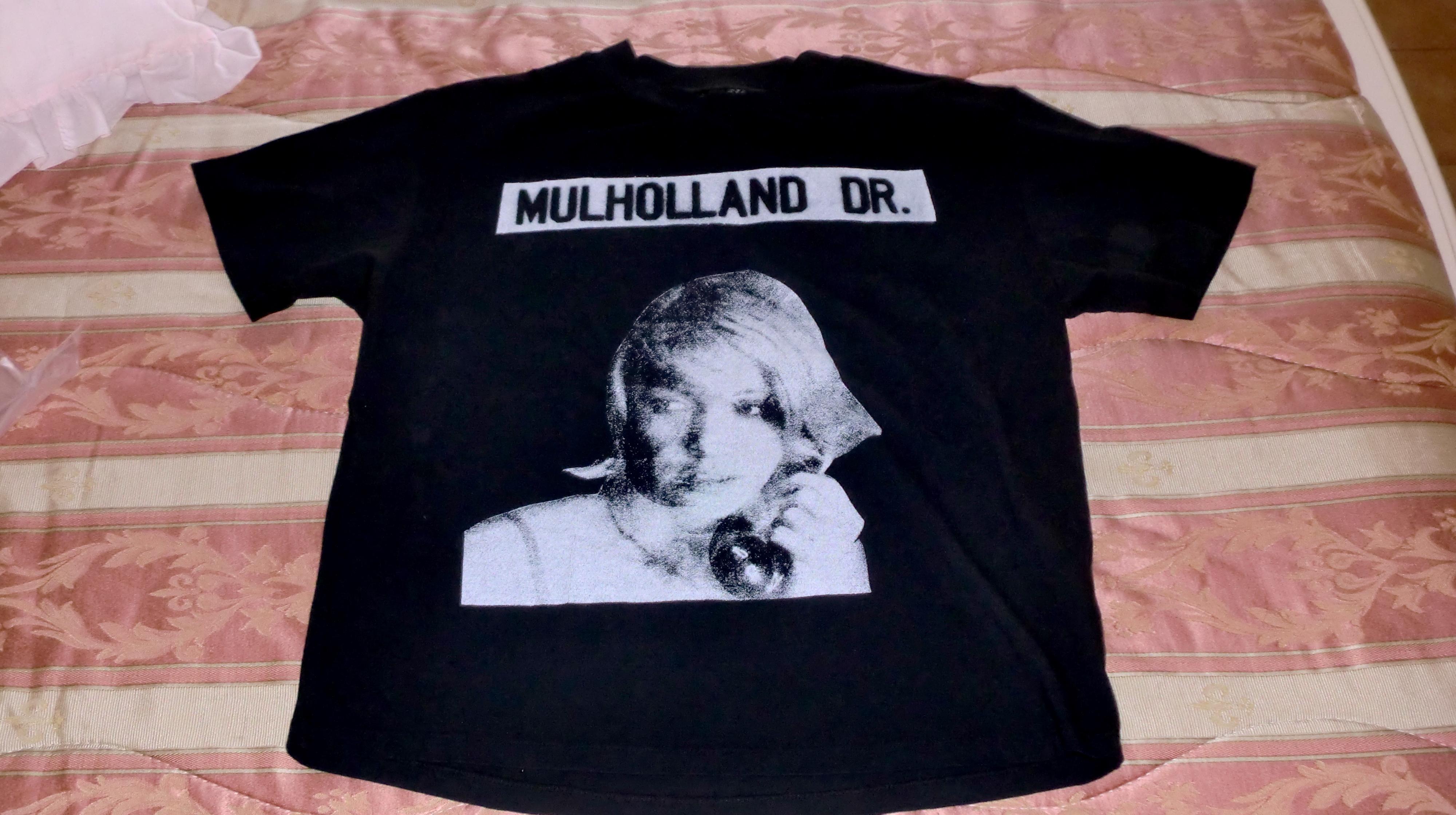 15c92fef4 Enfants Riches Deprimes Enfants Riches Deprimes Mulholland Drive T-shirt |  Grailed