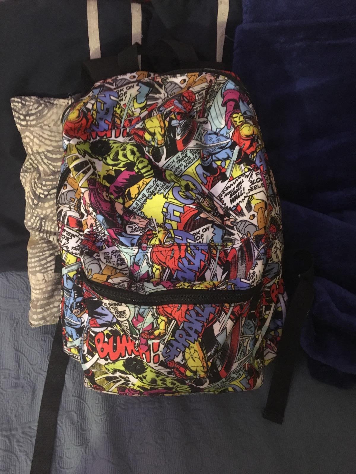 Jansport Marvel Hero s Bag (SE) Size one size - Bags   Luggage for Sale -  Grailed 3d6de56e2d2af