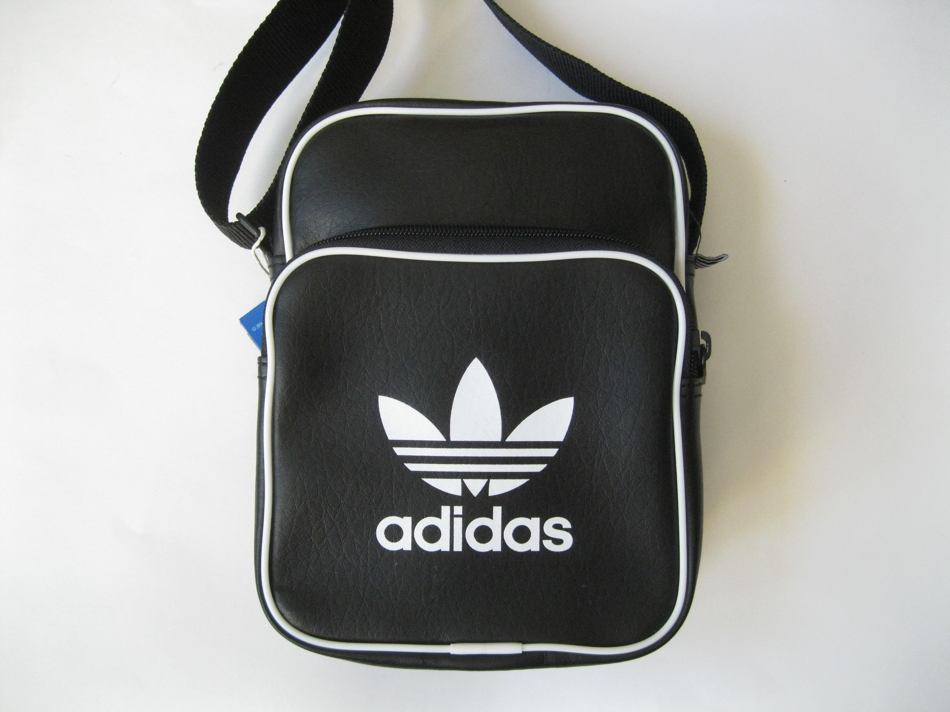 e680775e251e Adidas Classic Mini Shoulder Bag Black Size one size - Bags   Luggage for  Sale - Grailed