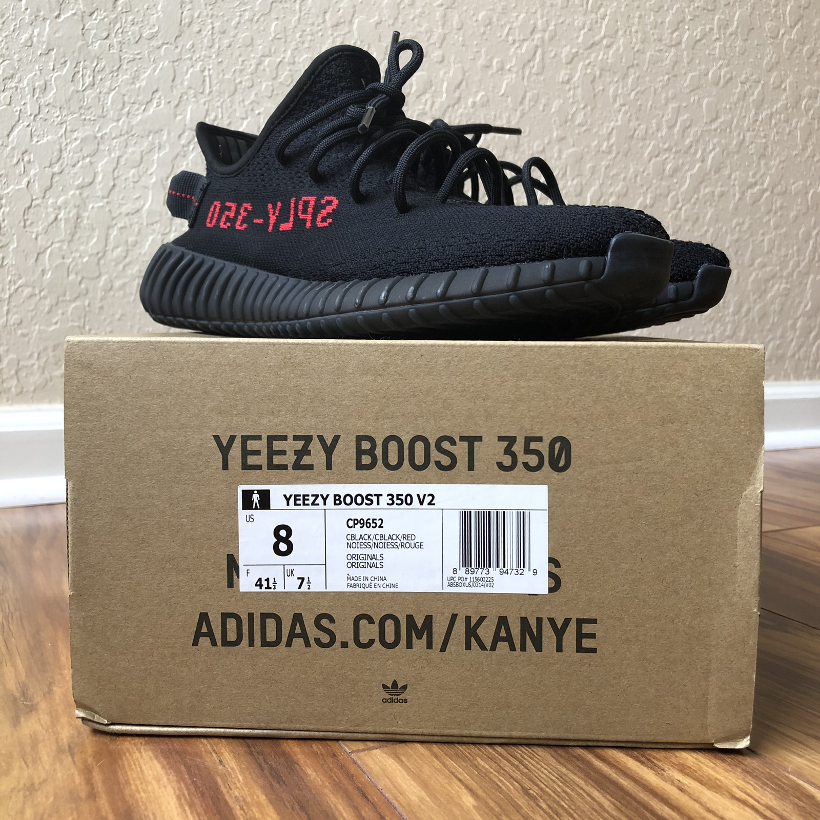 newest a7a0a 4fbd9 Yeezy Boost 350 Bred V2