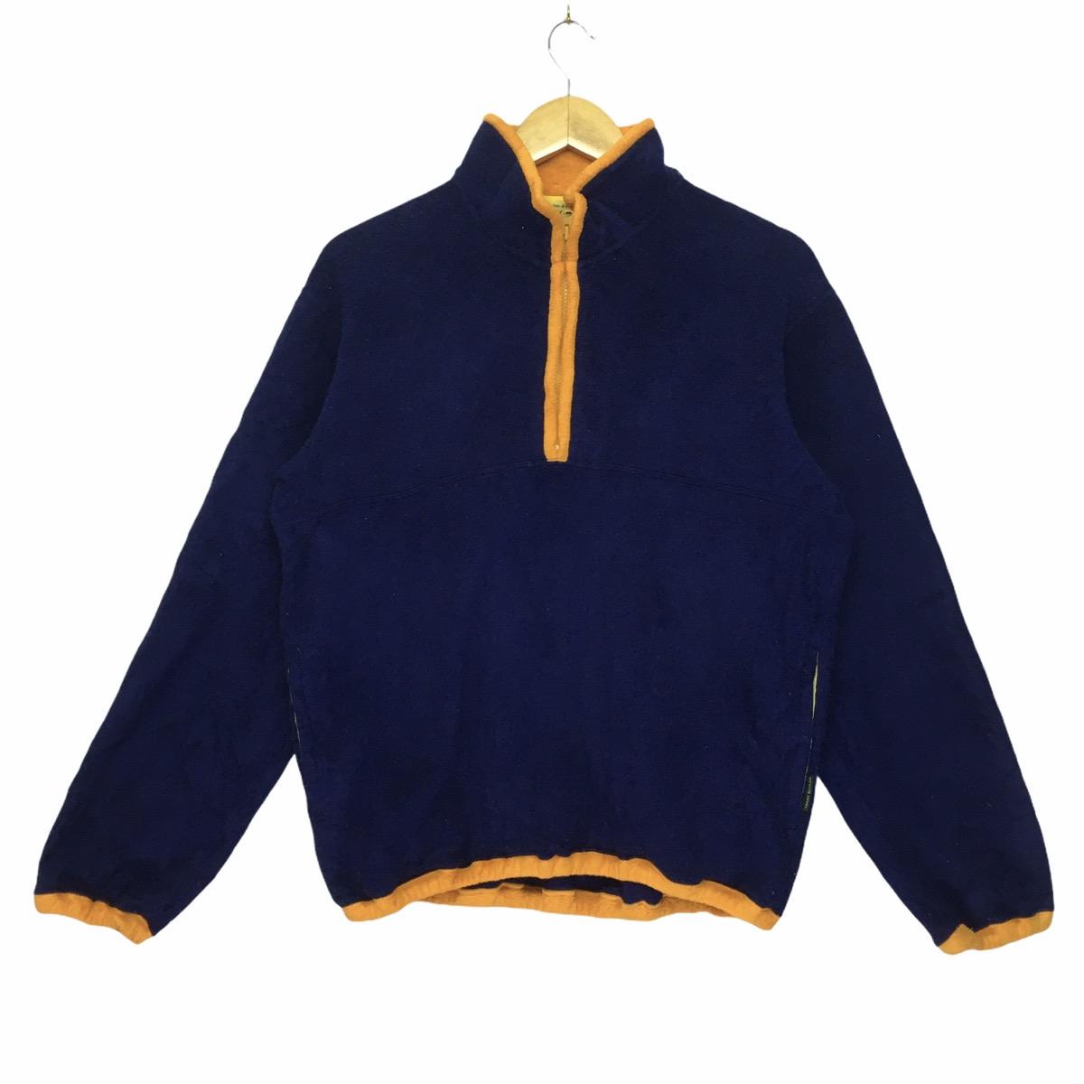 Marque Essentials Quarter-Zip Polar Fleece Jacket Fille