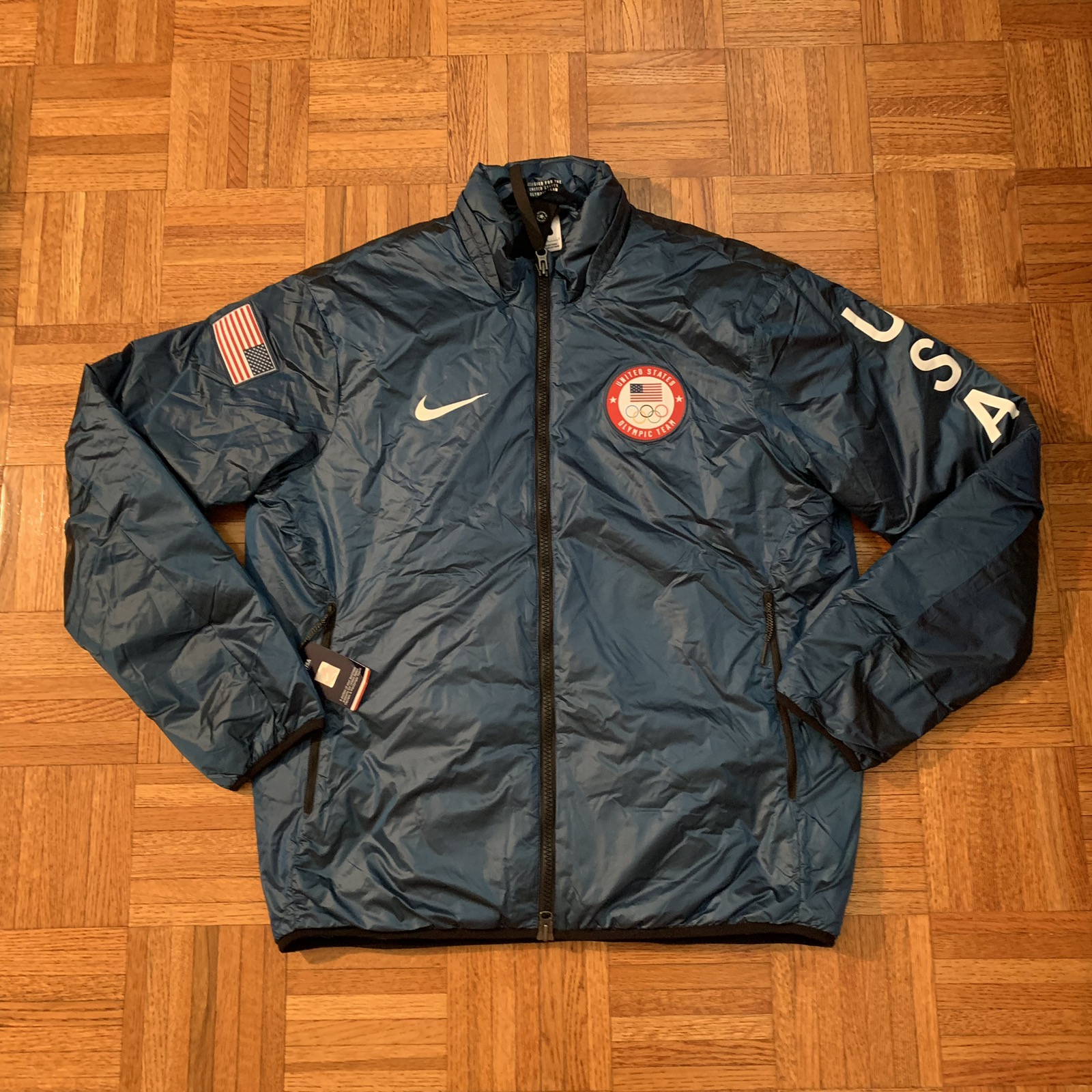 seriamente Cruel cocinar una comida  Nike Nikelab Team Usa Winter Summit Olympic Jacket | Grailed