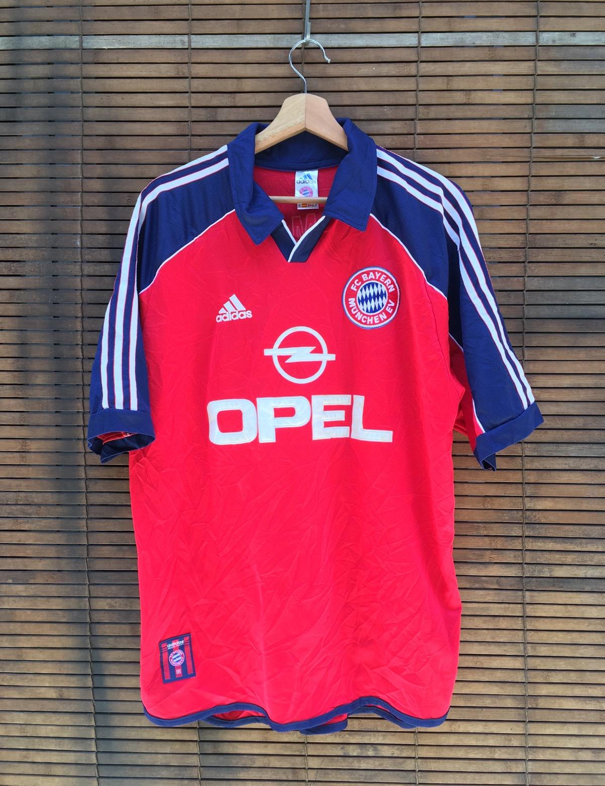 timeless design 80e82 3b4f7 Adidas Bayern Munich Football Club 22 Tops Jersey
