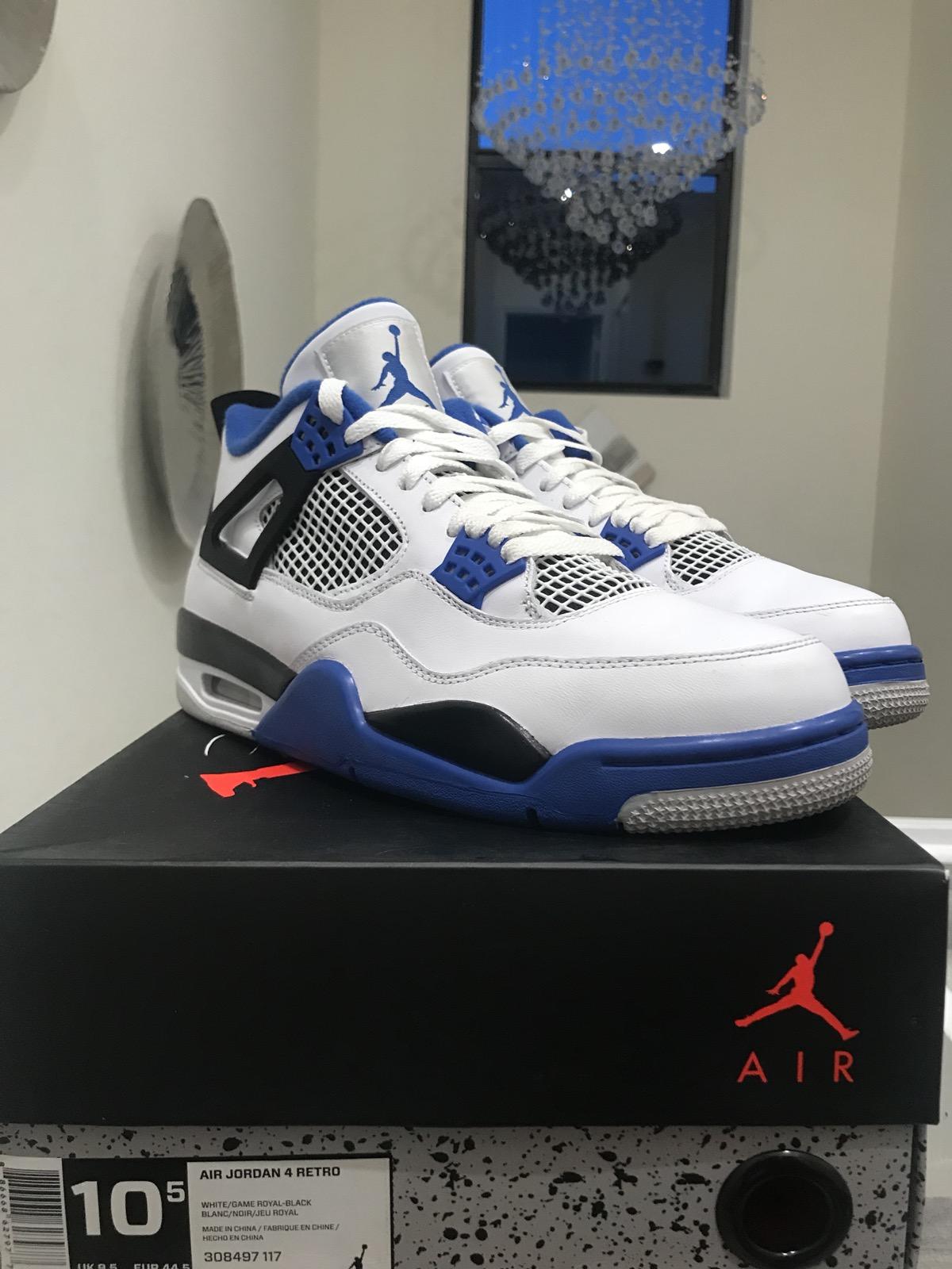 check out 8d1b6 8e7d3 Nike × Jordan Brand ×. Air Jordan 4 Motorsport