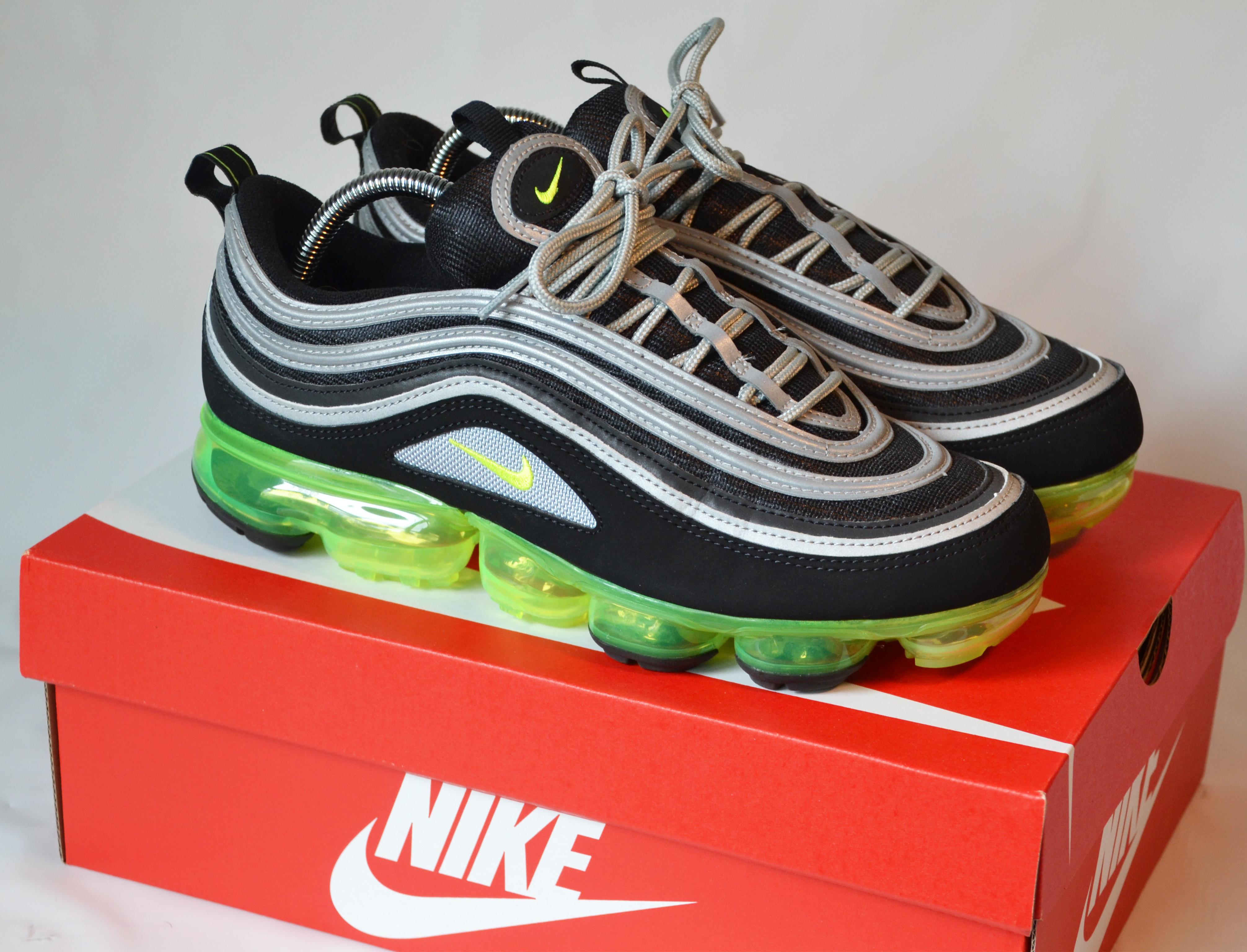 newest 19b14 59227 Nike Air Vapormax 97 Volt / Japan