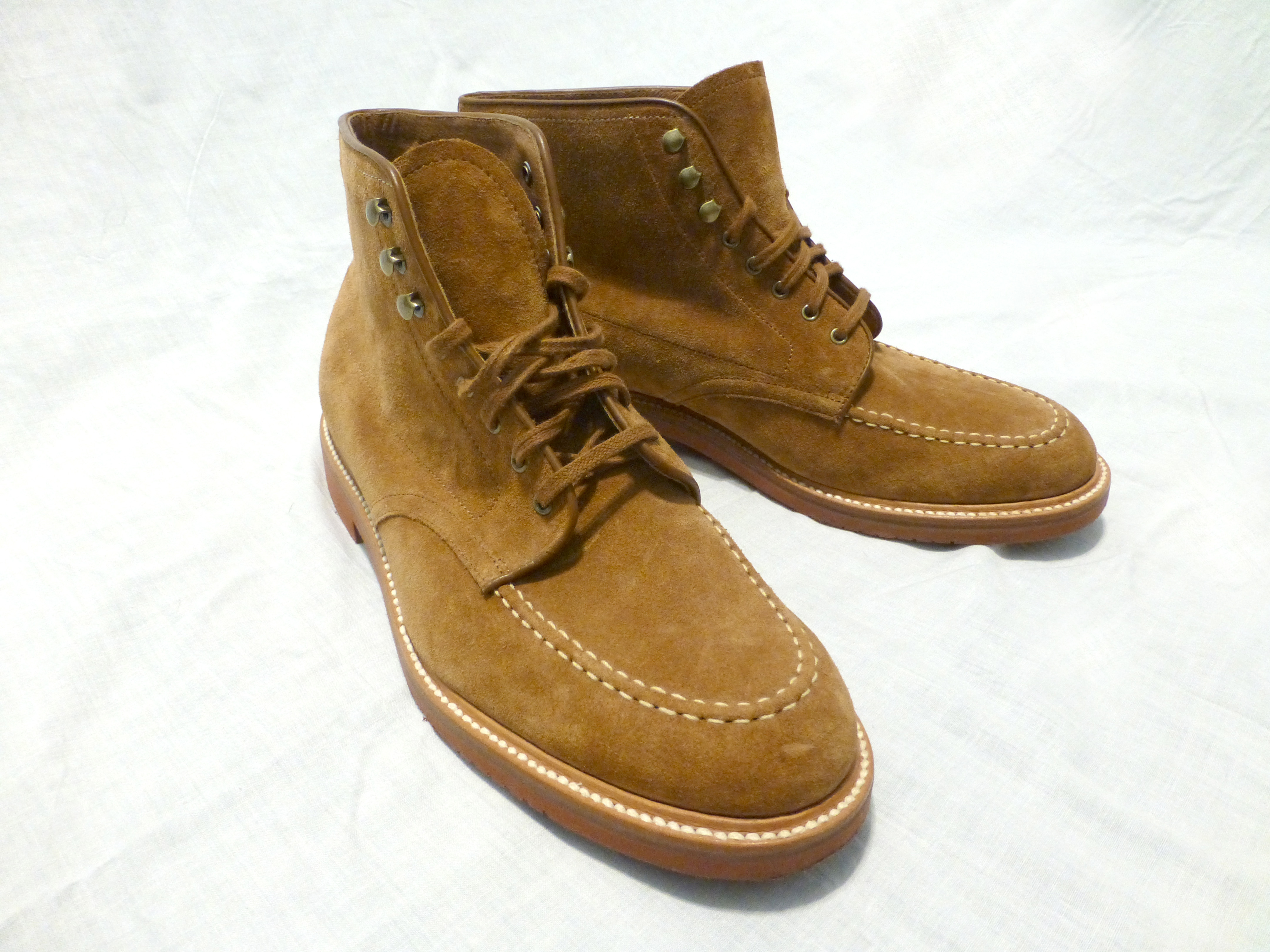 7e0e5c80589 J Crew Kenton Suede Boots Sahara - The Best Boots In The World