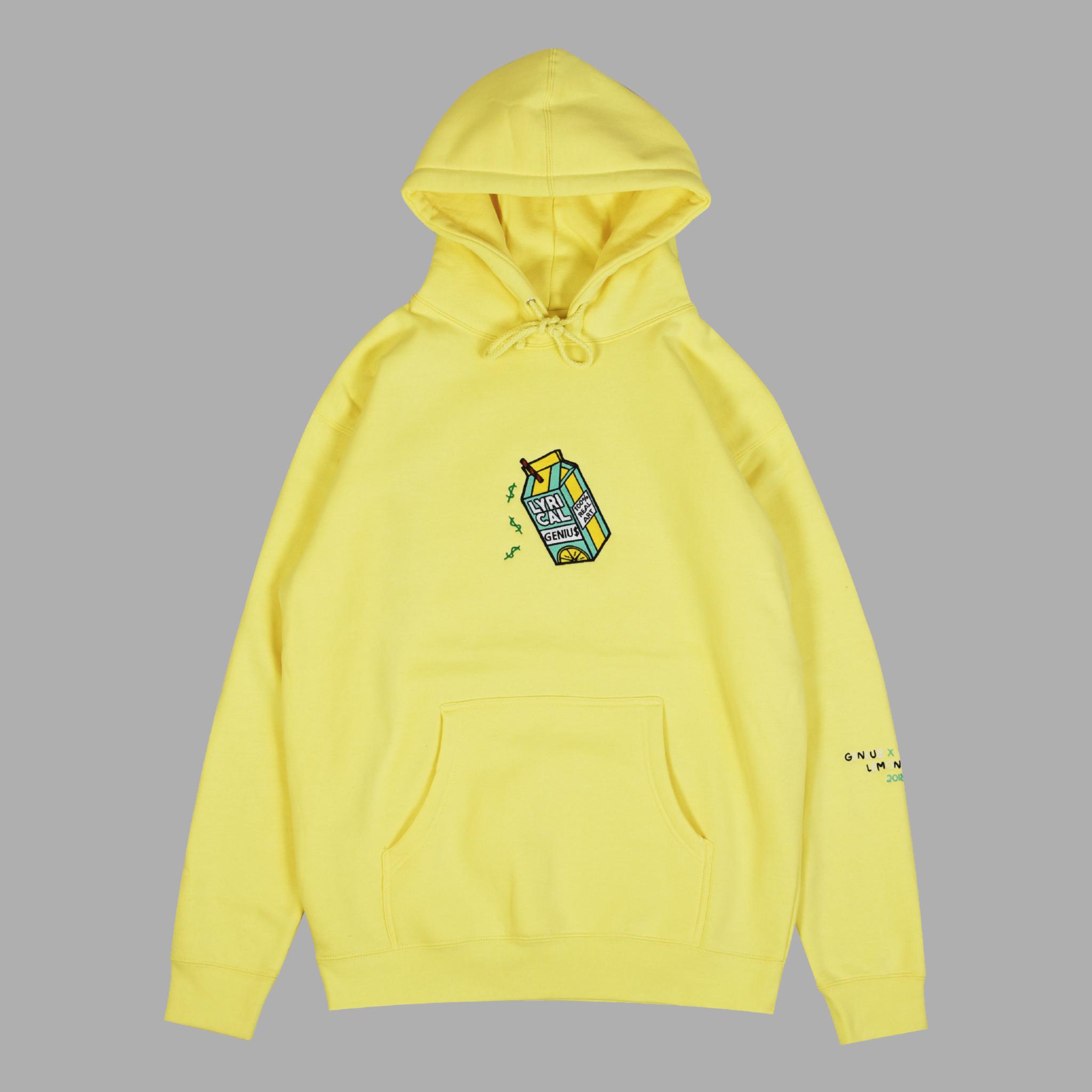 Genius x Lyrical Lemonade Hoodie Size L