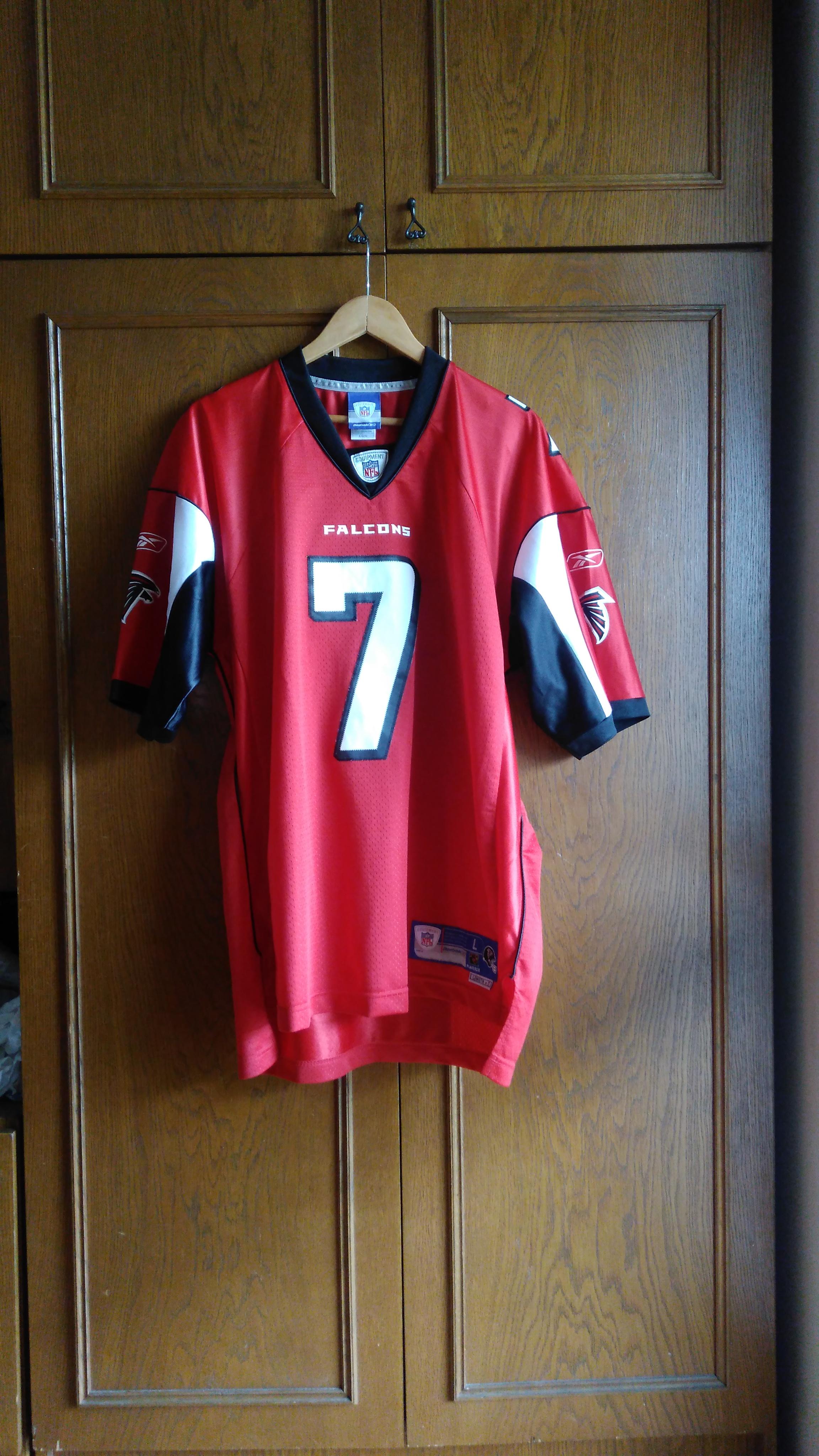 57ad3830b Reebok × Nfl × Sportswear ×. NFL Michael Vick Atlanta Falcons Jersey ...