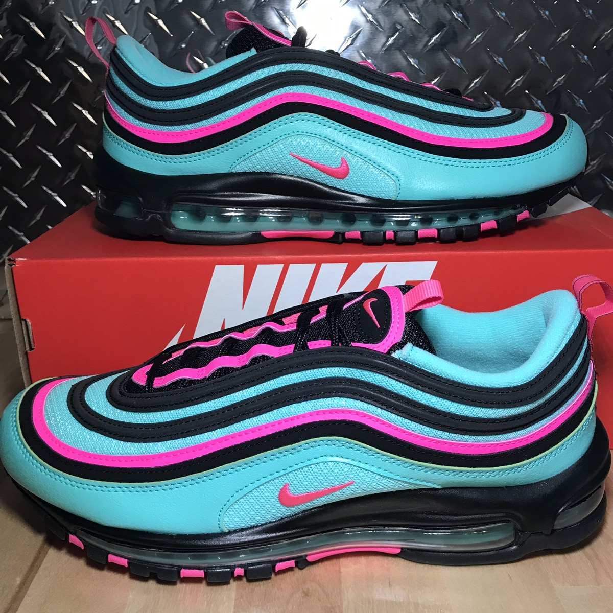 Nike Nike Air Max 97 'Hyper Turquoise'