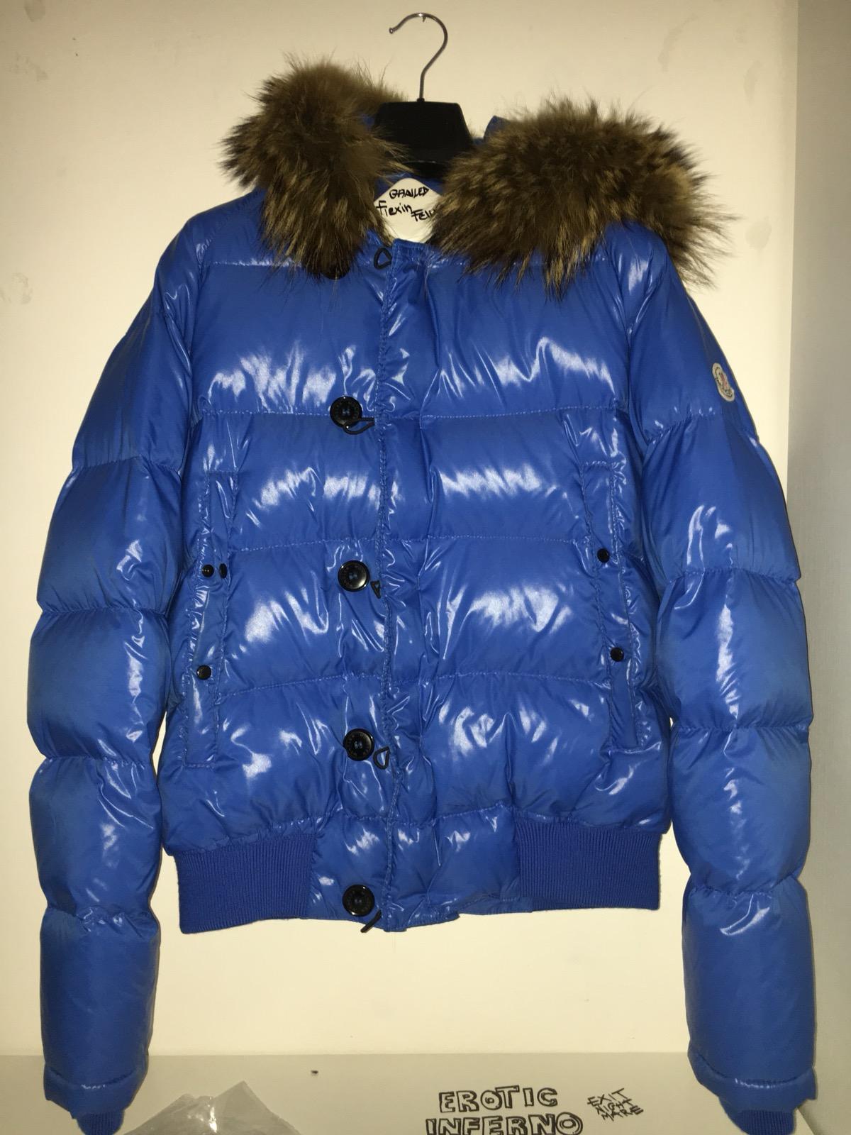 f2b7849d3193 Moncler ×. Moncler Puffer Jacket Royal Blue