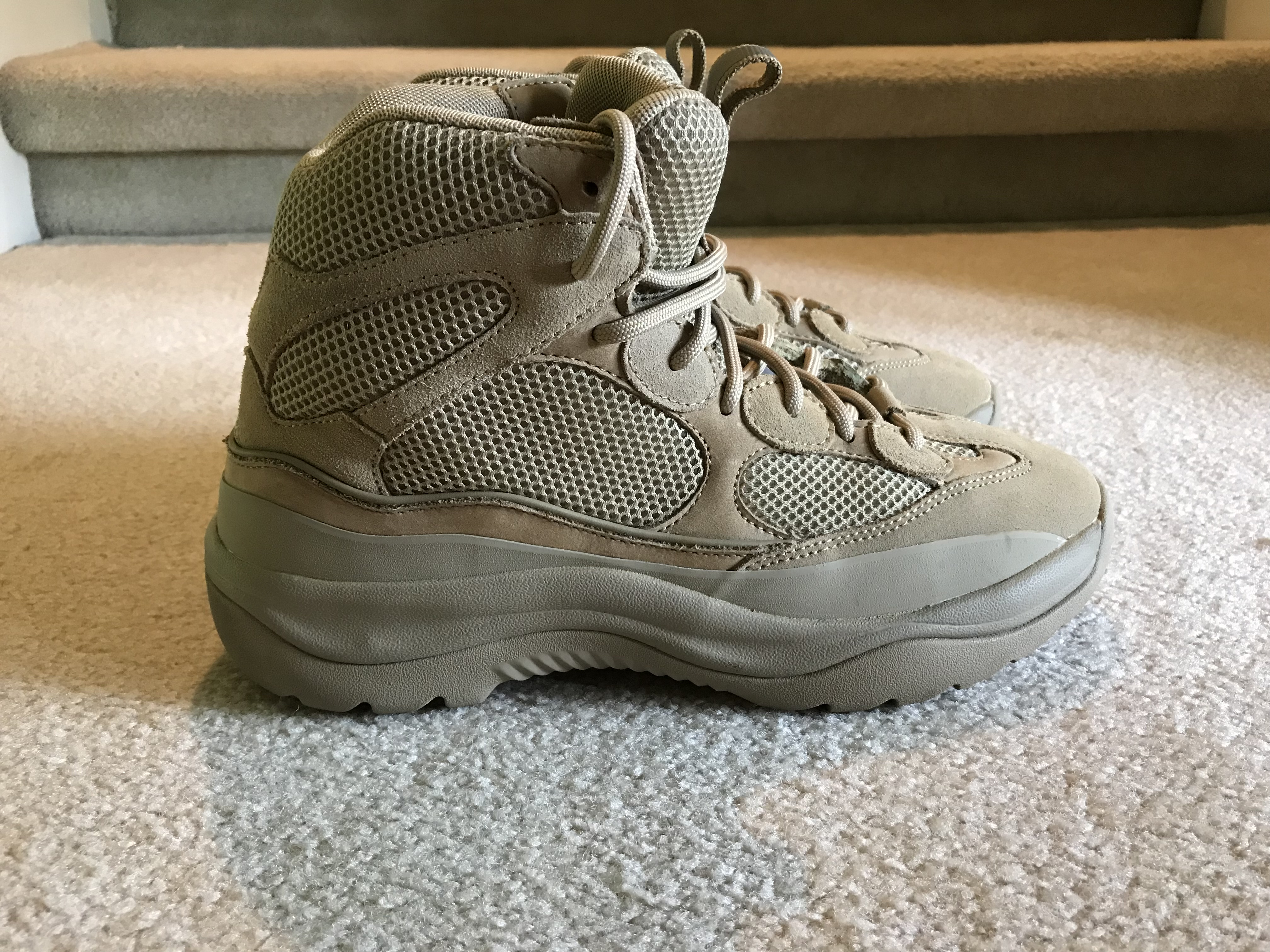 4fa056fd3e9fd ... Size Us 11. Yeezy Season 6 Desert Rat Boot Grailed. Yeezy Season Desert  Rat Boots Graphite ...