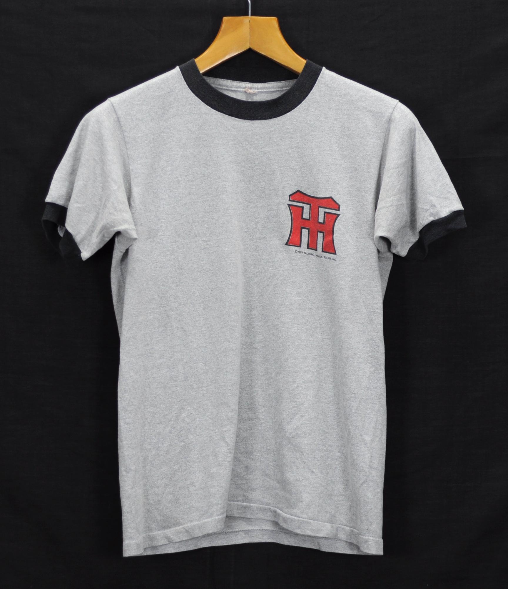 Talking Heads Punk Rock Cool Rétro Hommes Femmes Débardeur Tank Top Unisexe T Shirt 2210