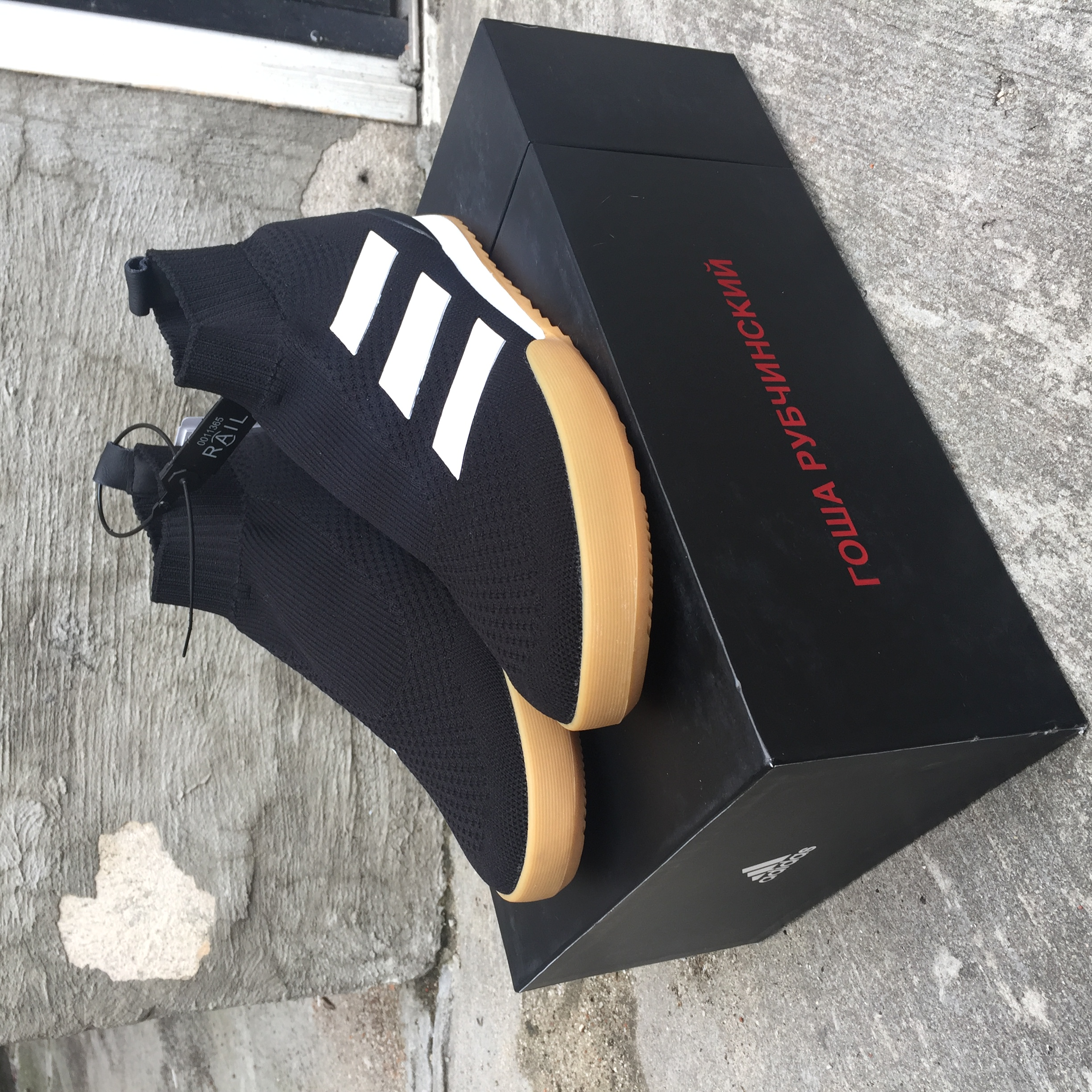 new products 80eed c7a9a Adidas Adidas Gosha Adidas Ace 16+ Super Black 9.5US Flyknit Size 9.5 -  Hi-Top Sneakers for Sale - Grailed