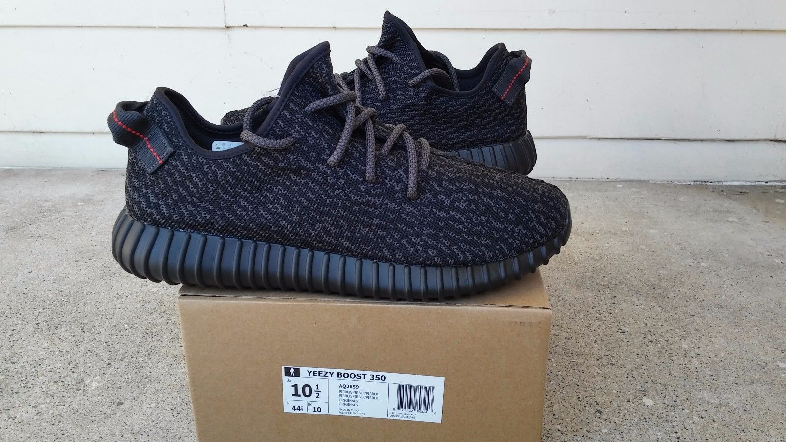 6283a28a233 Yeezy Boost Yeezy Pirate Black 350 Size 10.5 - Formal Shoes for Sale -  Grailed