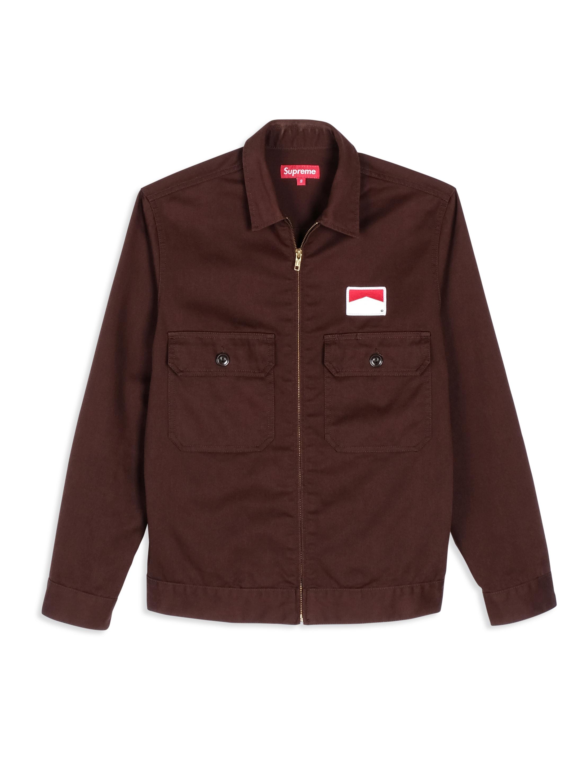 1f3bce763874 Supreme Marlboro Work Jacket   Grailed