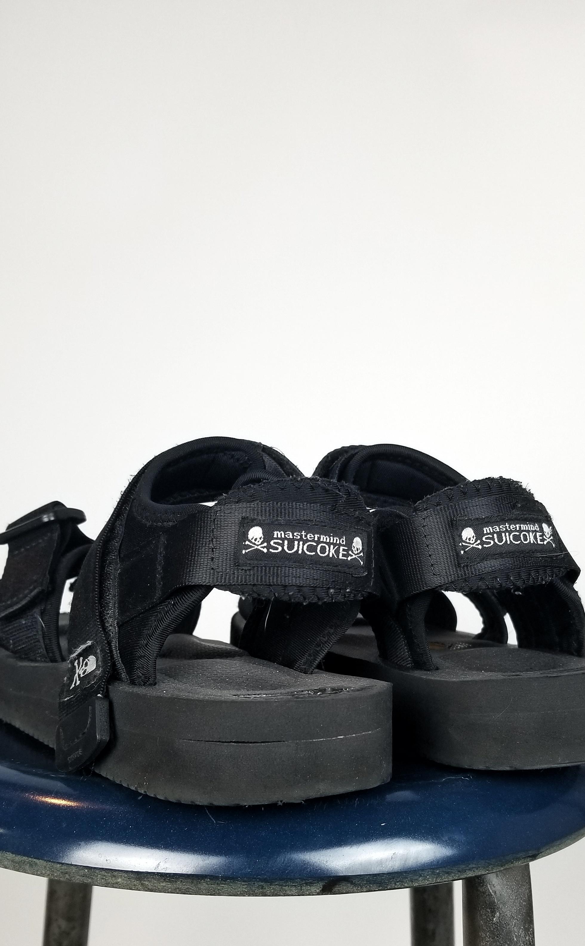 b8f2f8074bfc Suicoke RARE Suicoke x Mastermind Japan Sandals Size 11 - Sandals for Sale  - Grailed