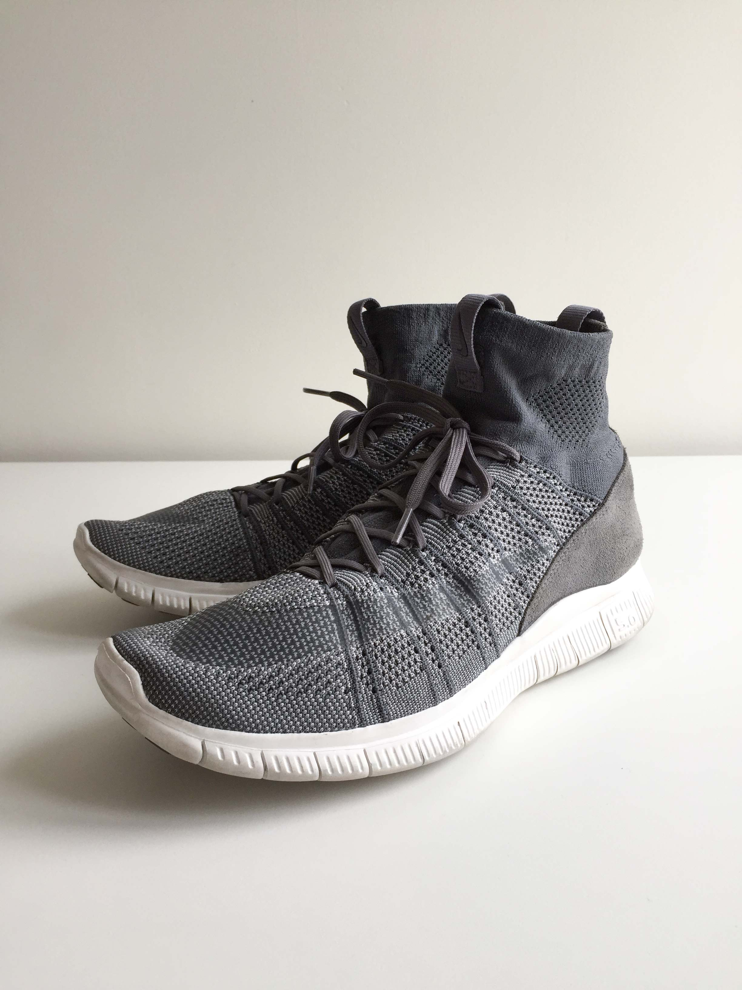on sale eae30 872da Nike ×. FREE FLYKNIT MERCURIAL SP DARK WOLF GREY