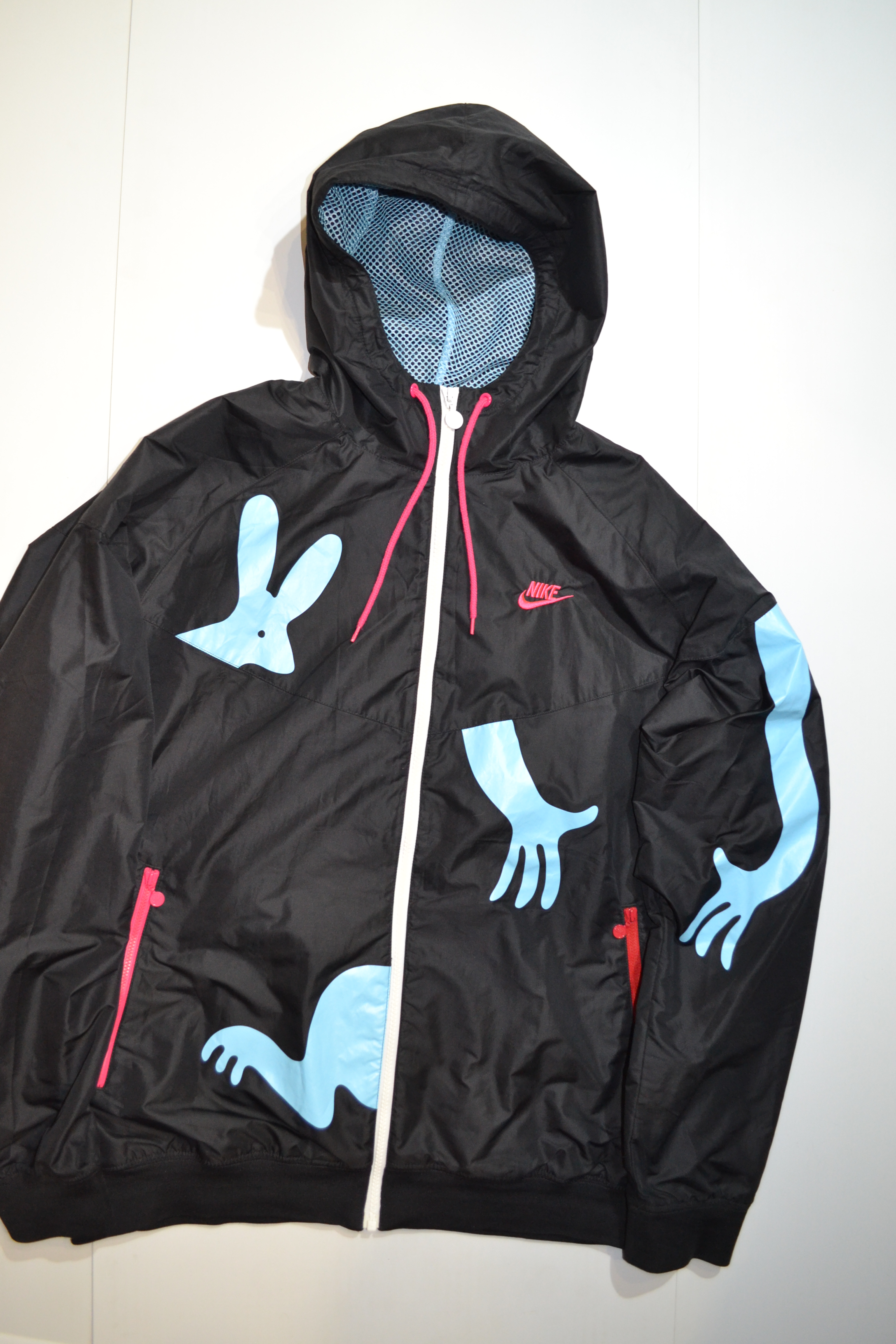 Nike Rare Nike x Parra The Running Man L size Windbreaker Jacket Size l -  Light Jackets for Sale - Grailed 12cab6d98