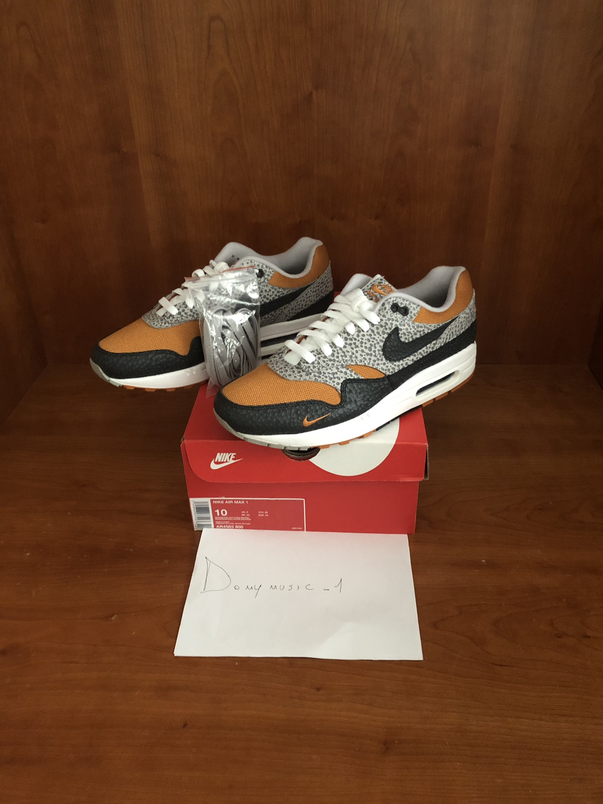 Nike Air Max 1 Safari