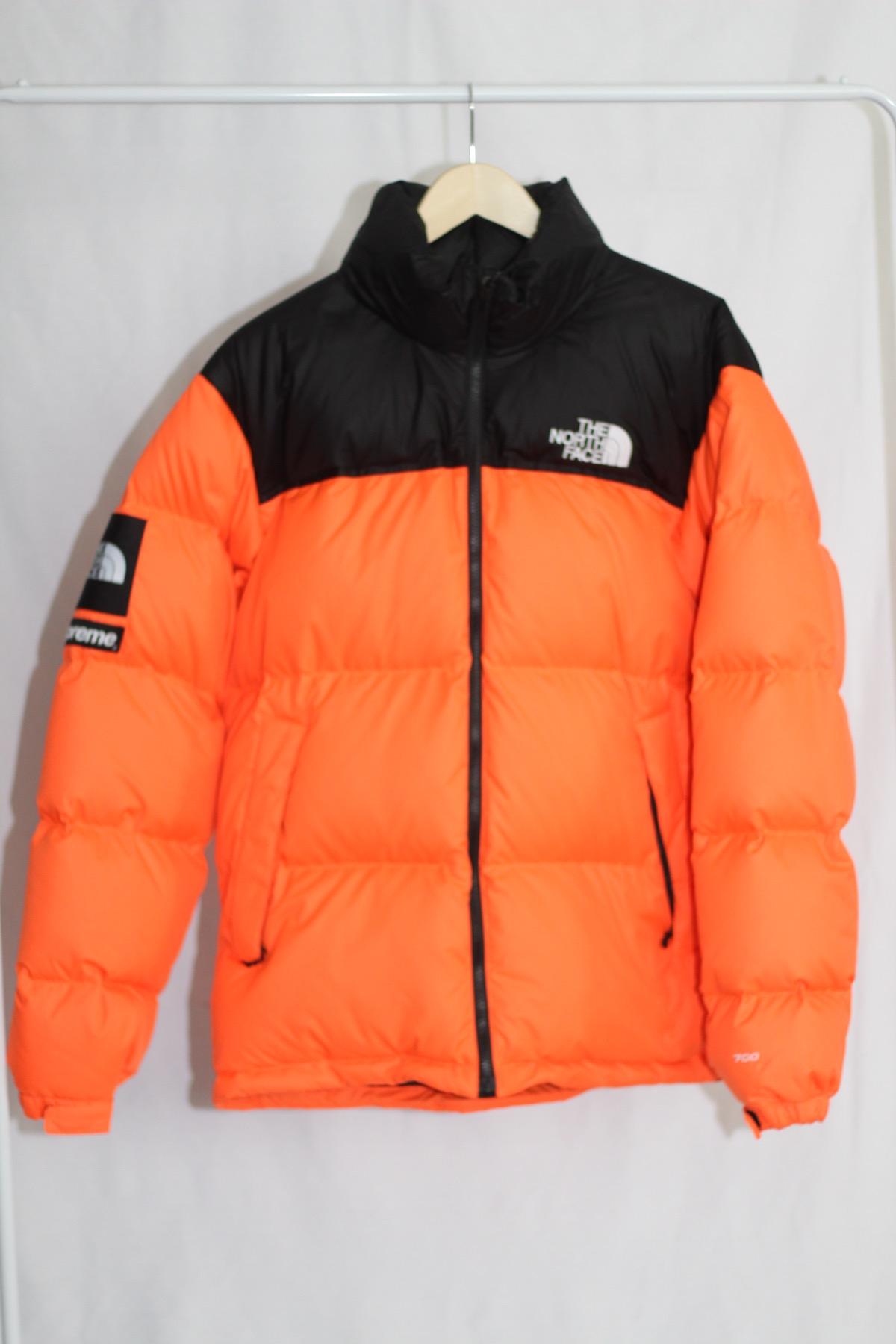 Supreme Supreme x The North Face Nuptse 700 Power Orange Puffer Size l -  Heavy Coats for Sale - Grailed 87ced597e