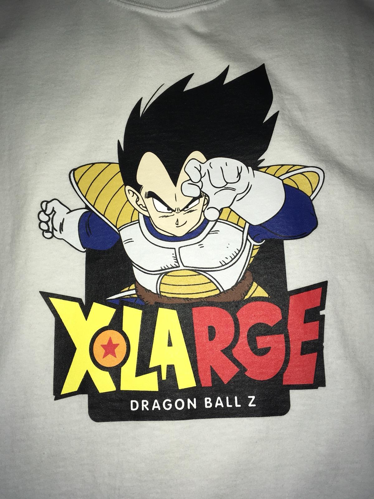 "06b1c9b00501 X Large XLarge x Dragonball Z ""Vegeta"" Tee Size l - Short Sleeve T-Shirts  for Sale - Grailed"