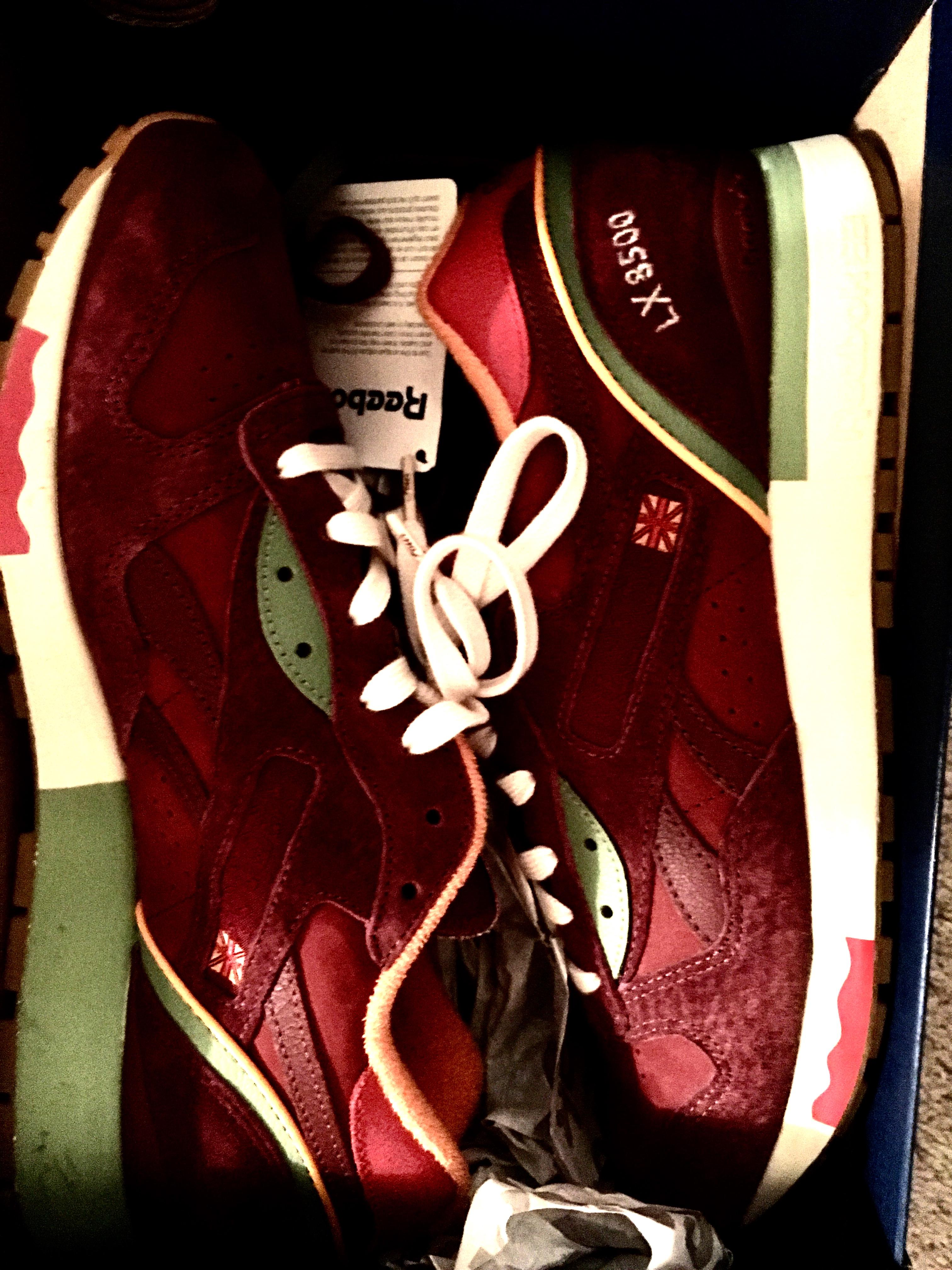 ffc3b759b Reebok Packer Shoes x Reebok LX 8500 Four Seasons Autumn Size 9.5 - Low-Top  Sneakers for Sale - Grailed