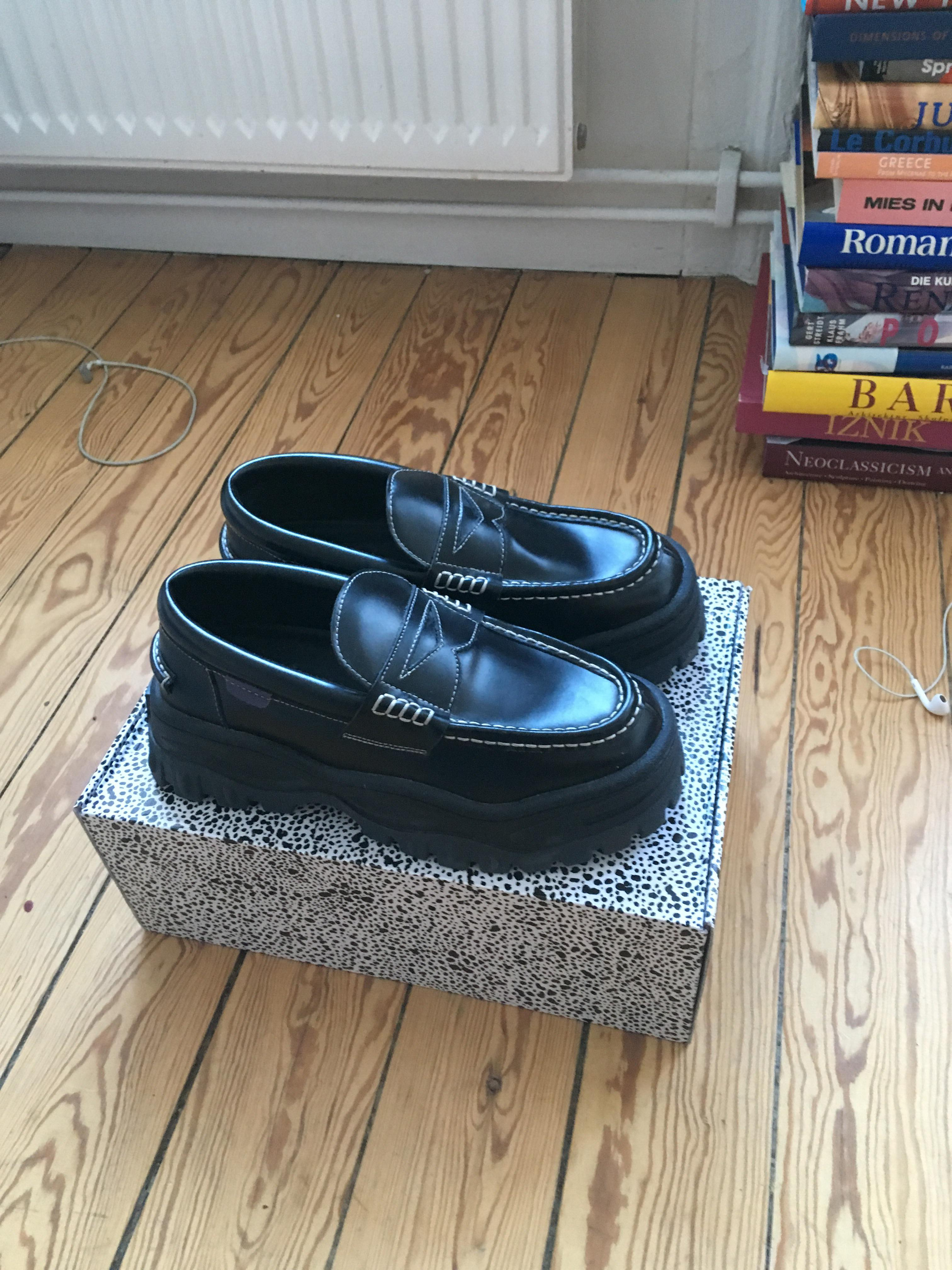 005a69dac11 Eytys Angelo Leather Size 10 - Casual Leather Shoes for Sale - Grailed