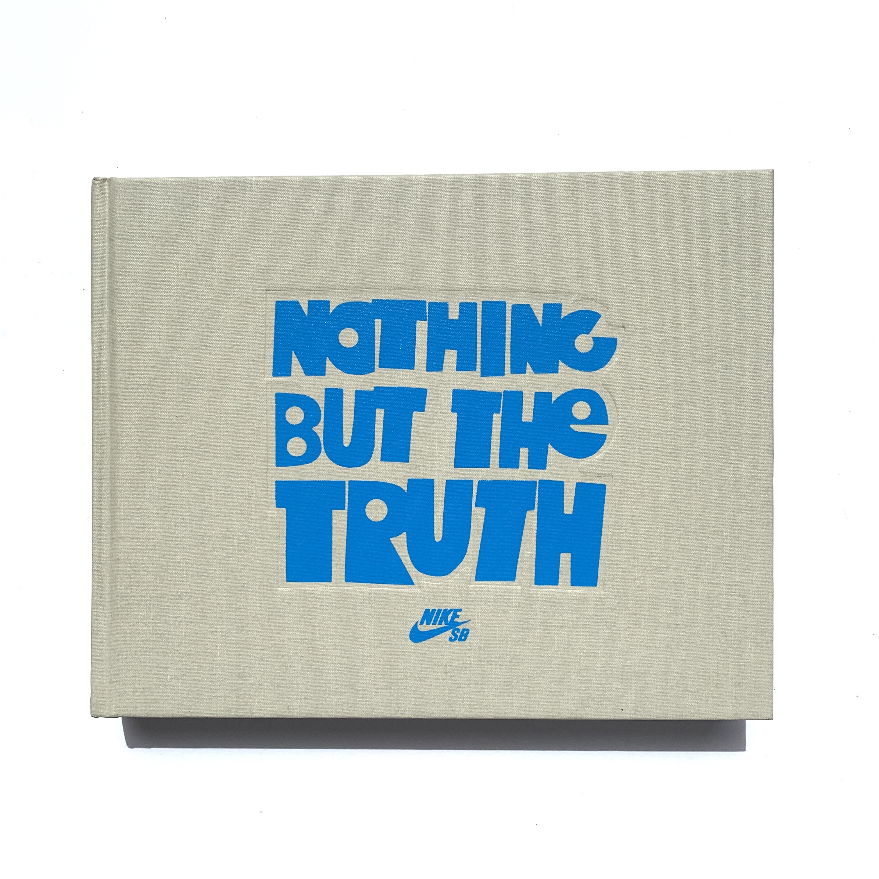 Nike Nike SB Nothing But The Truth Book & DVD