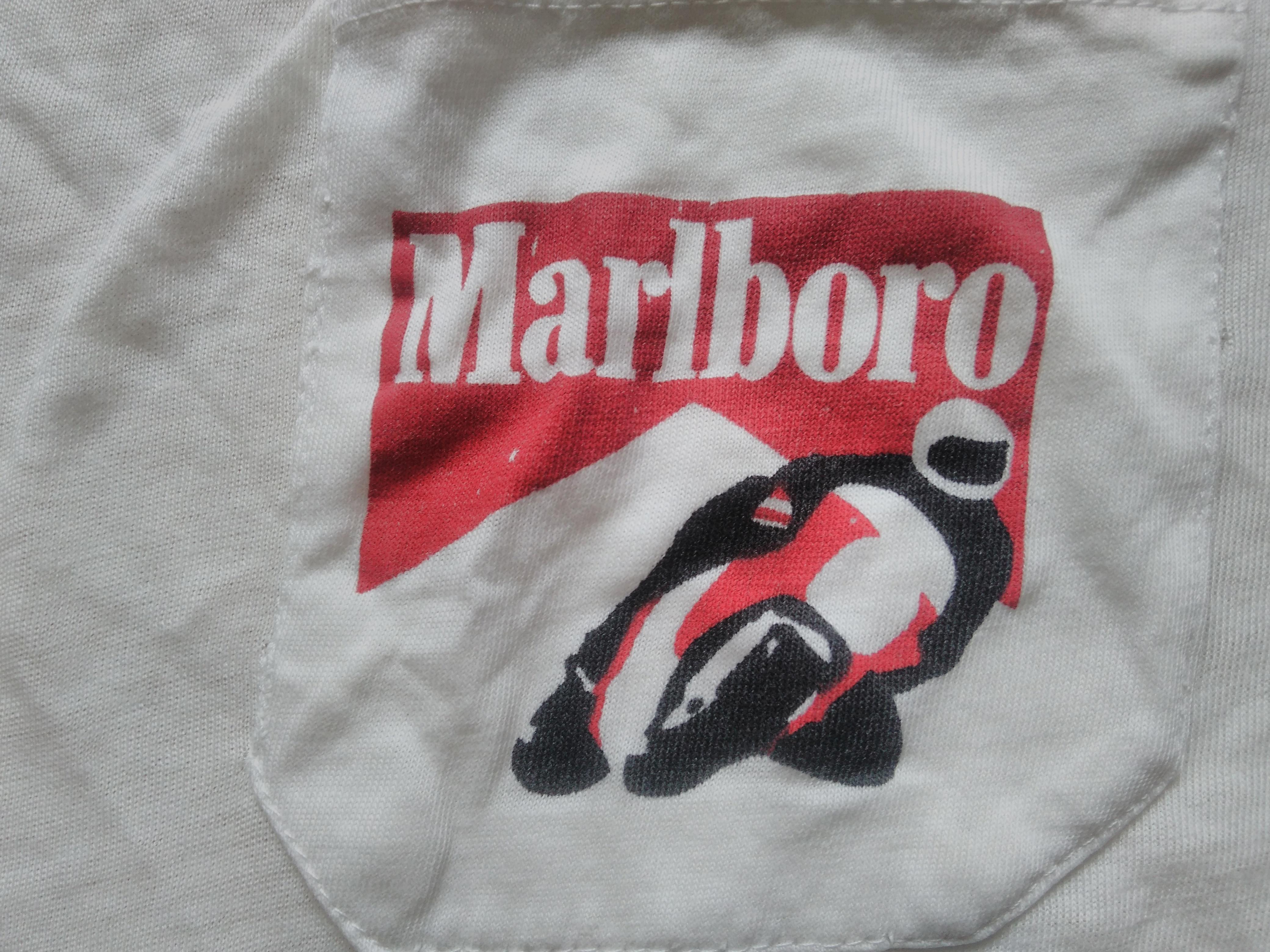 6ae806a96 Vintage 70s Rare Marlboro Pocket T-shirt, Vintage Marlboro, Marlboro ...