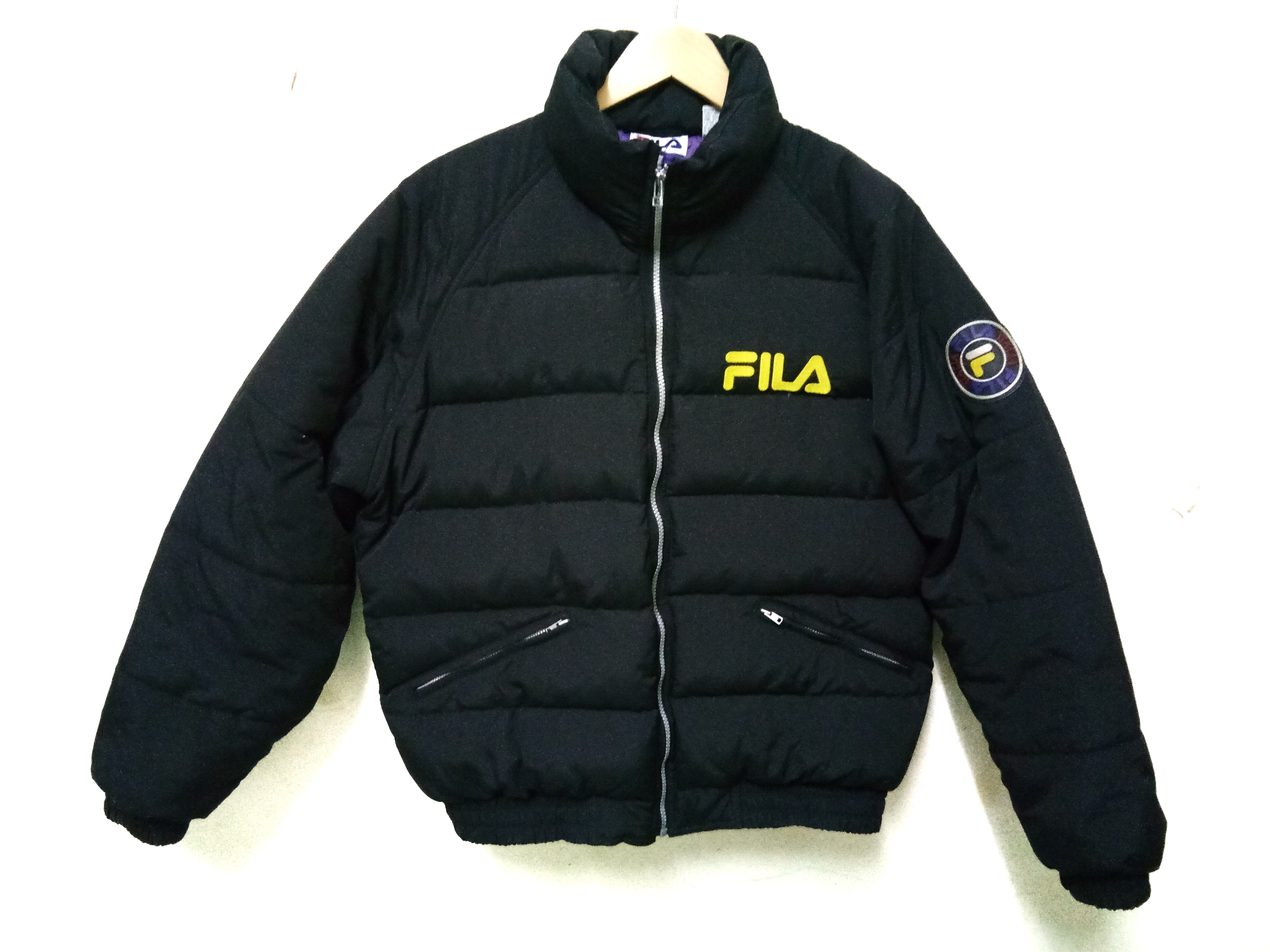 1ac7a08073a6 Fila Last Drop!! Goose Puffer Jacket Size m - Light Jackets for Sale -  Grailed