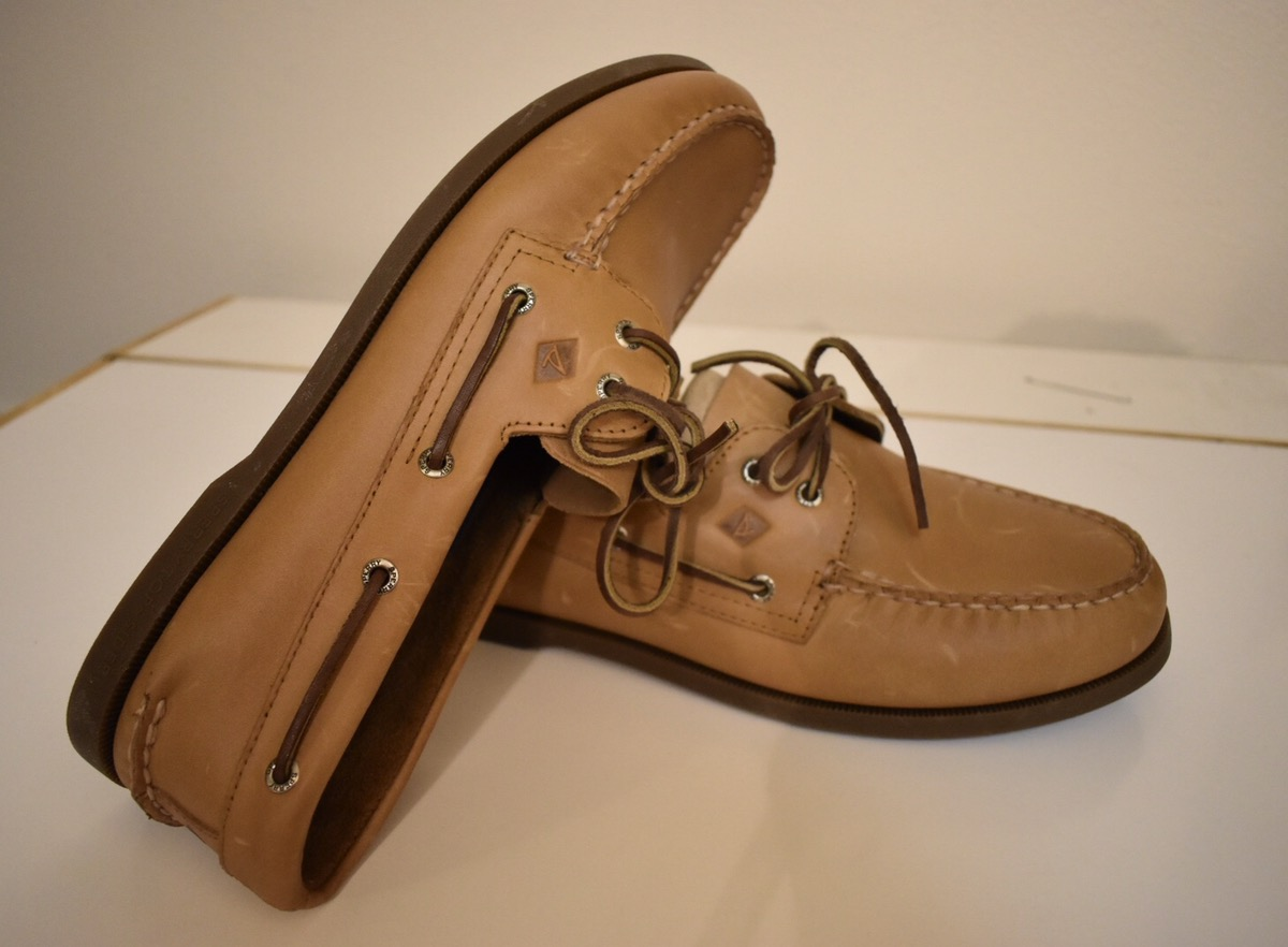 attractive price nice shoes elegant and sturdy package BRAND NEW Sperry Sahara Top-Sider Boat Shoe Size 12 XW