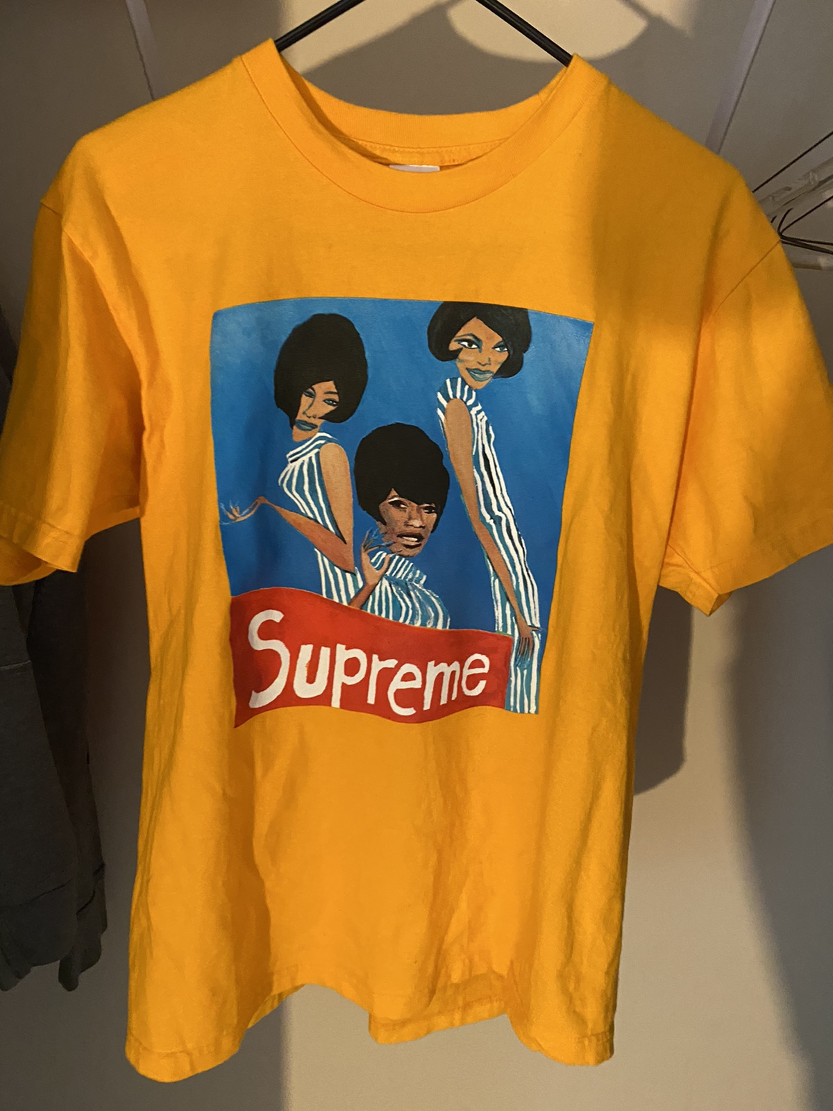 Black XL Brand New DS Supreme Group Tee
