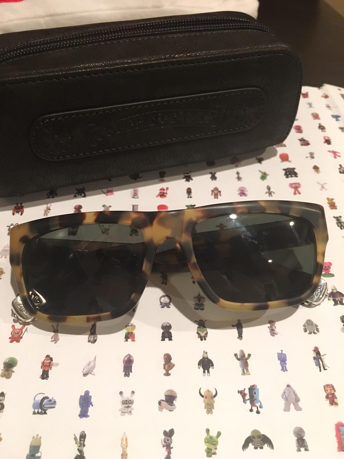 26ab6046e04b Chrome Hearts Sluss Bussin Chrome Hearts Sunglasses Brand New Size one size  - Sunglasses for Sale - Grailed
