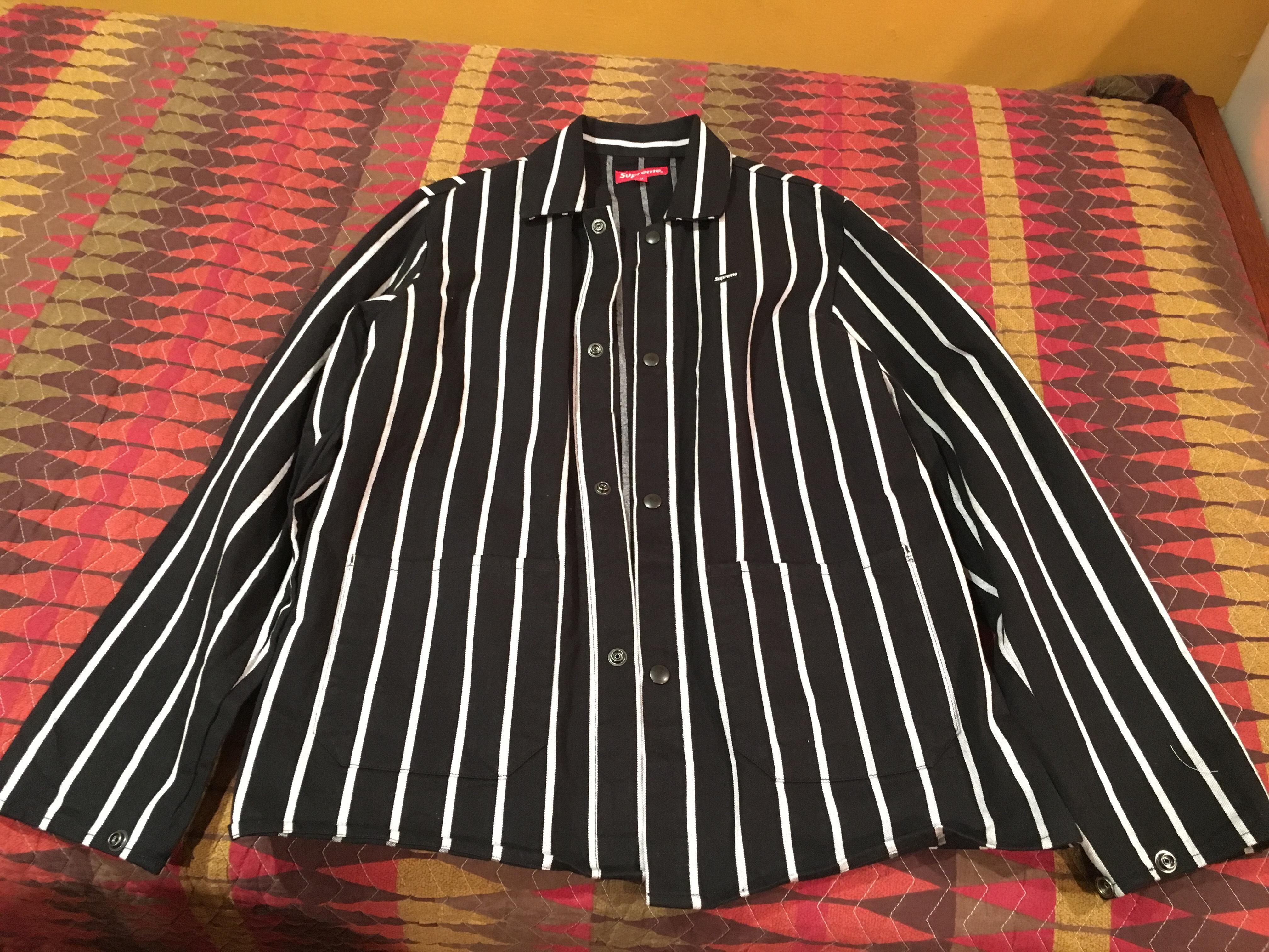 ffb90819683c Supreme Ss17 Shop Jacket