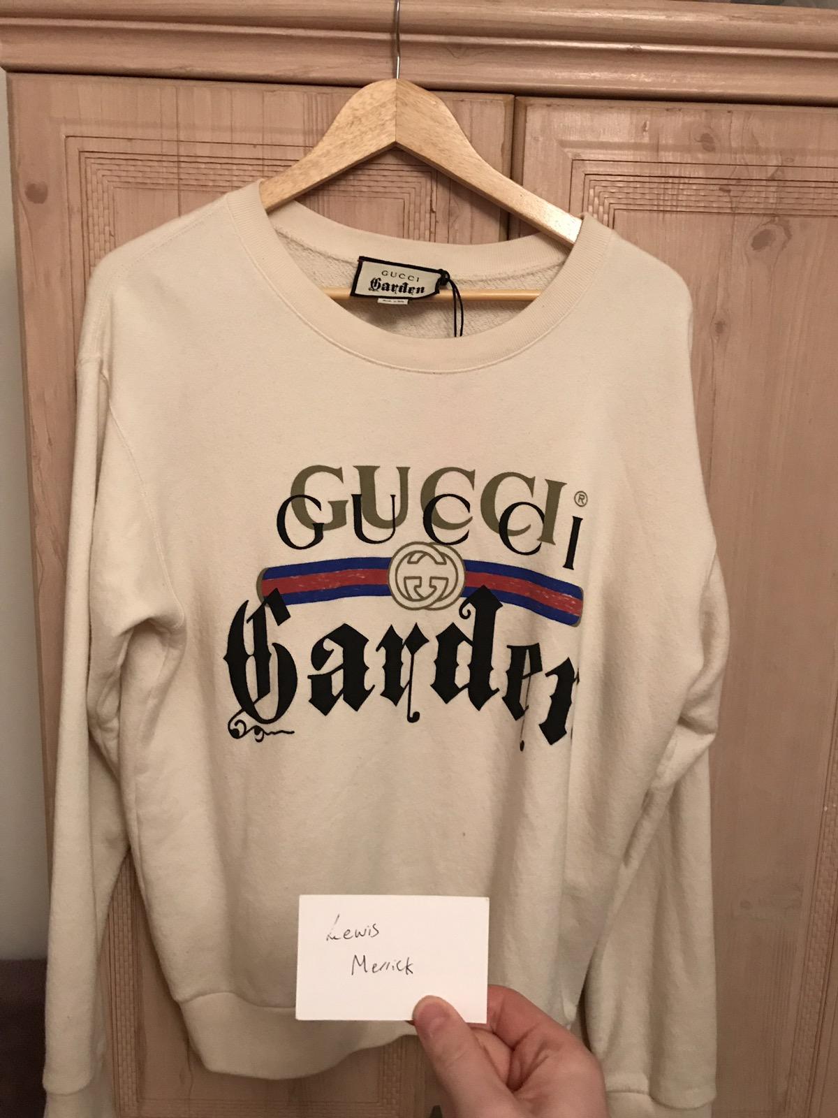 762c0843e0d1 Gucci Gucci Garden Sweatshirt | Grailed